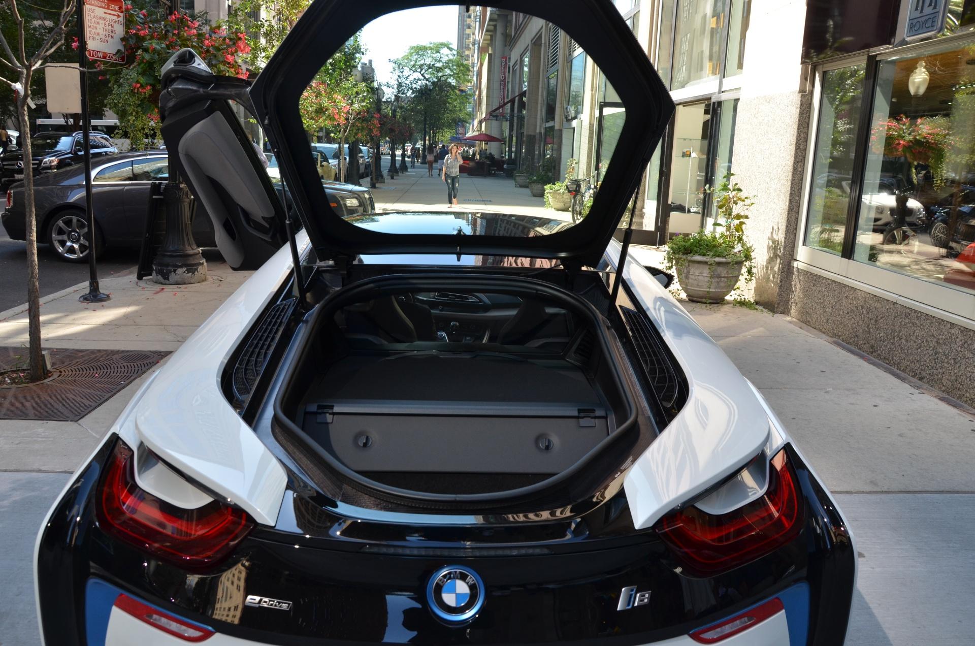 2015 Bmw I8 Stock 91143 For Sale Near Chicago Il Il Bmw Dealer