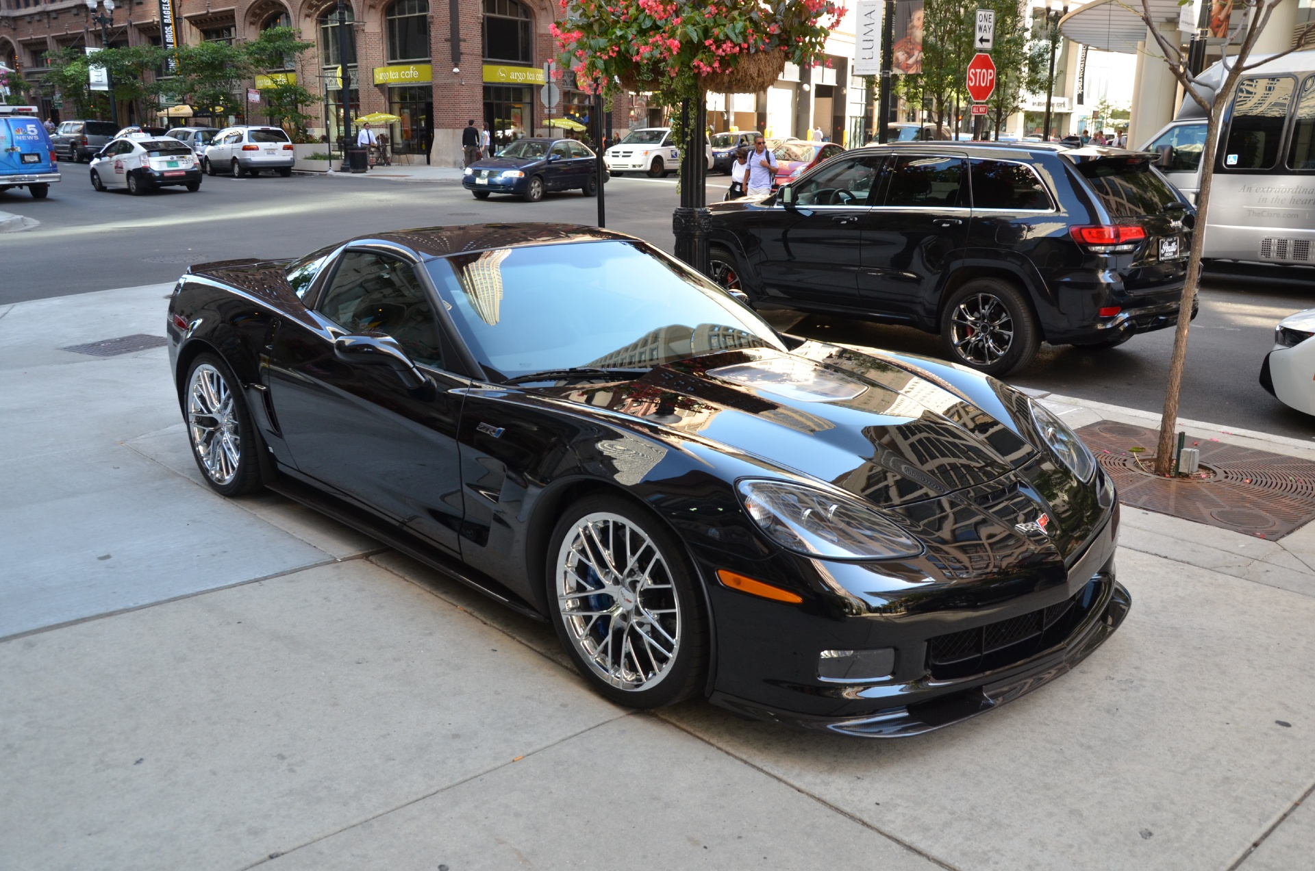 2009 chevrolet corvette zr1 stock b735a for sale near chicago il il chevrolet dealer. Black Bedroom Furniture Sets. Home Design Ideas