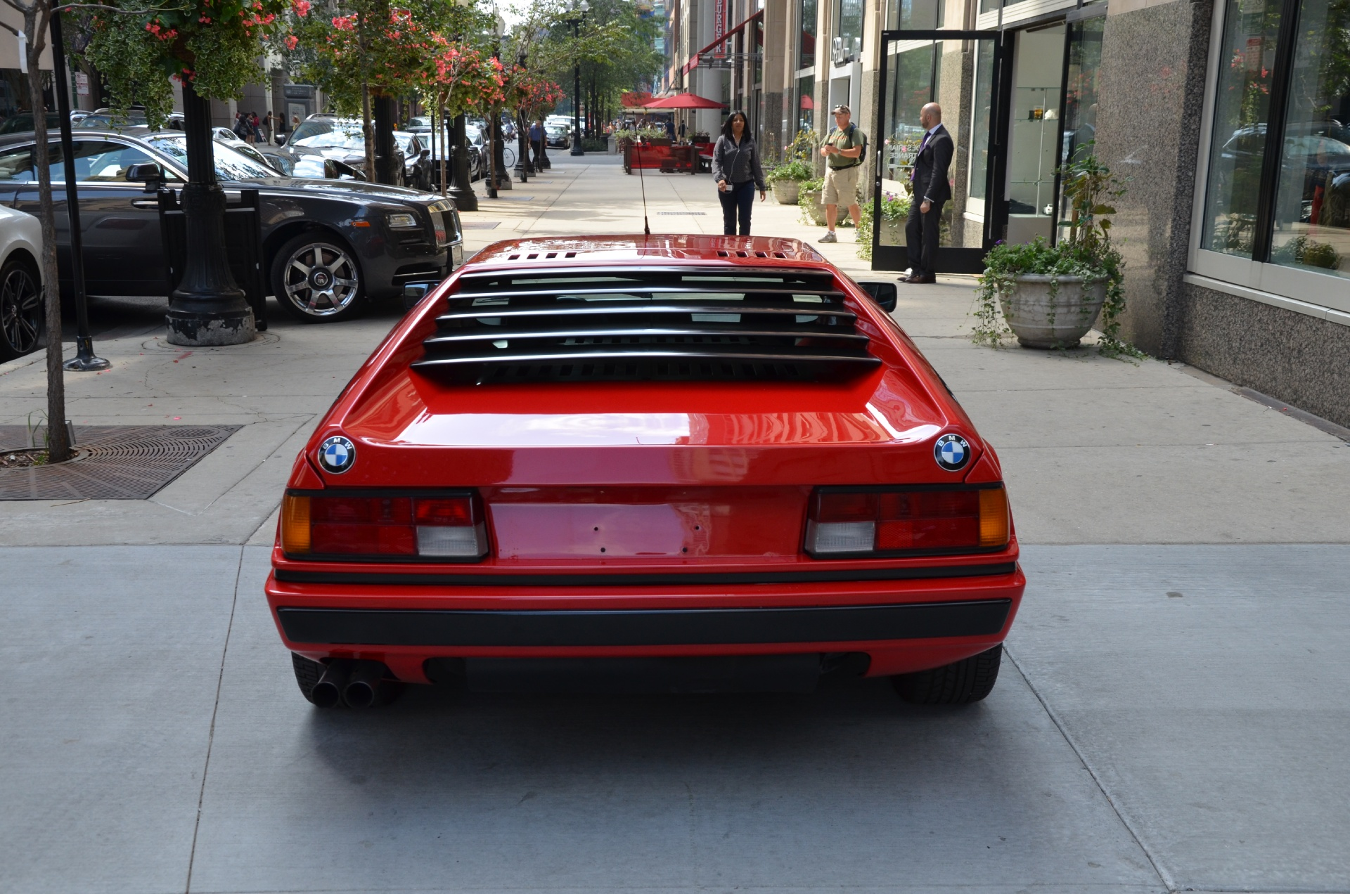 1981 bmw m1 stock gc1765 for sale near chicago il il bmw dealer. Black Bedroom Furniture Sets. Home Design Ideas