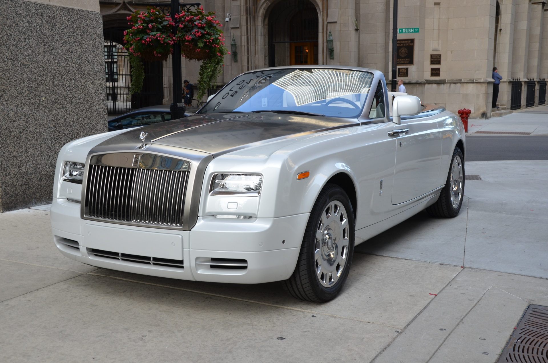 2016 rolls royce phantom drophead coupe stock ux75362 for sale near chicago il il rolls. Black Bedroom Furniture Sets. Home Design Ideas