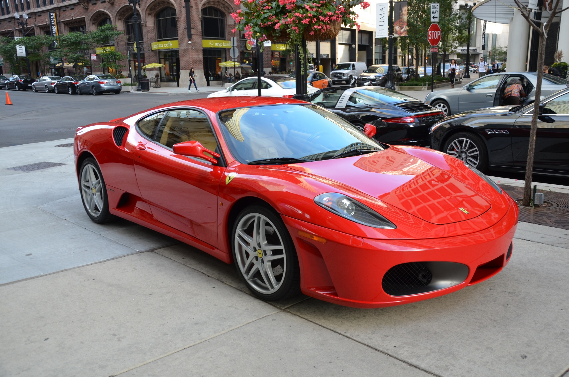 Hill Engineering Ferrari Parts