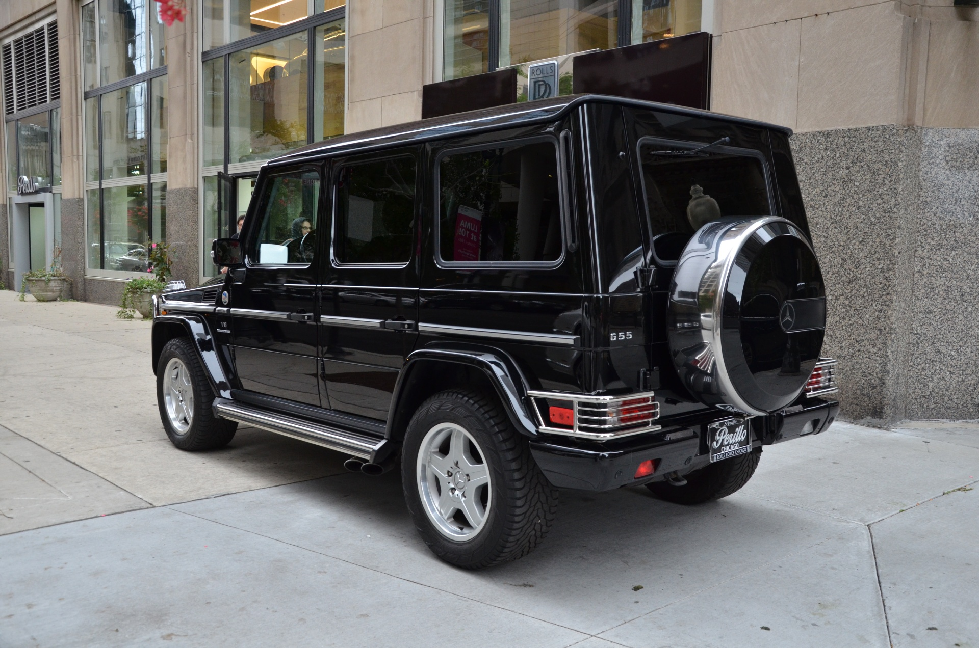 2005 mercedes benz g class g55 amg stock 0gc1779c for. Black Bedroom Furniture Sets. Home Design Ideas