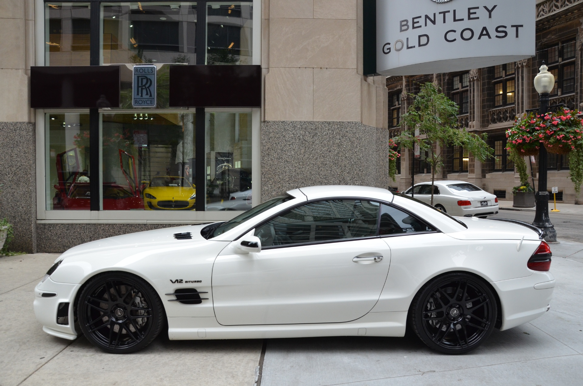 2006 Mercedes Benz SL Class SL65 AMG Stock GC1759A for sale near