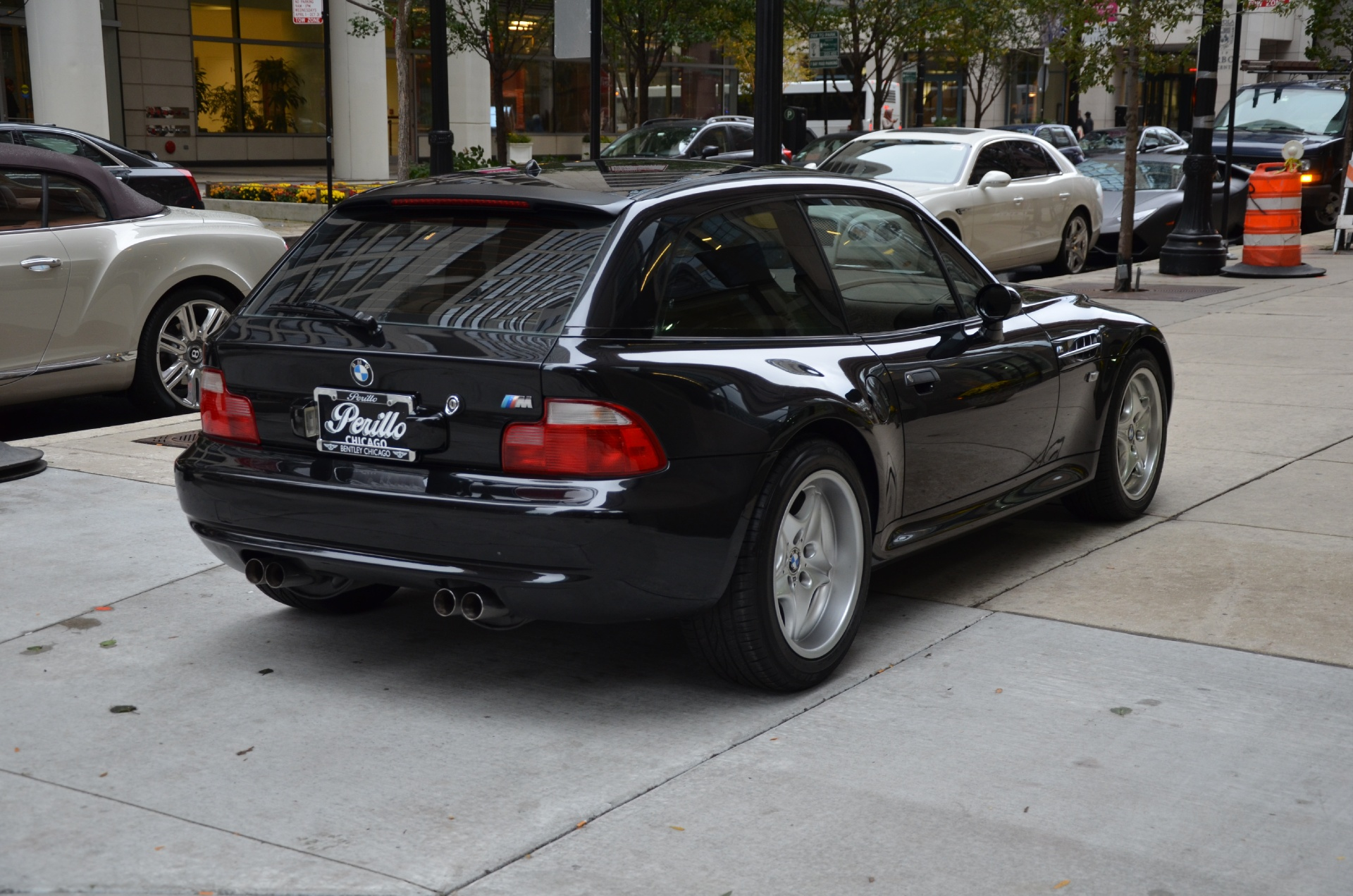 2001 BMW M Coupe Stock  60326 for sale near Chicago IL  IL BMW