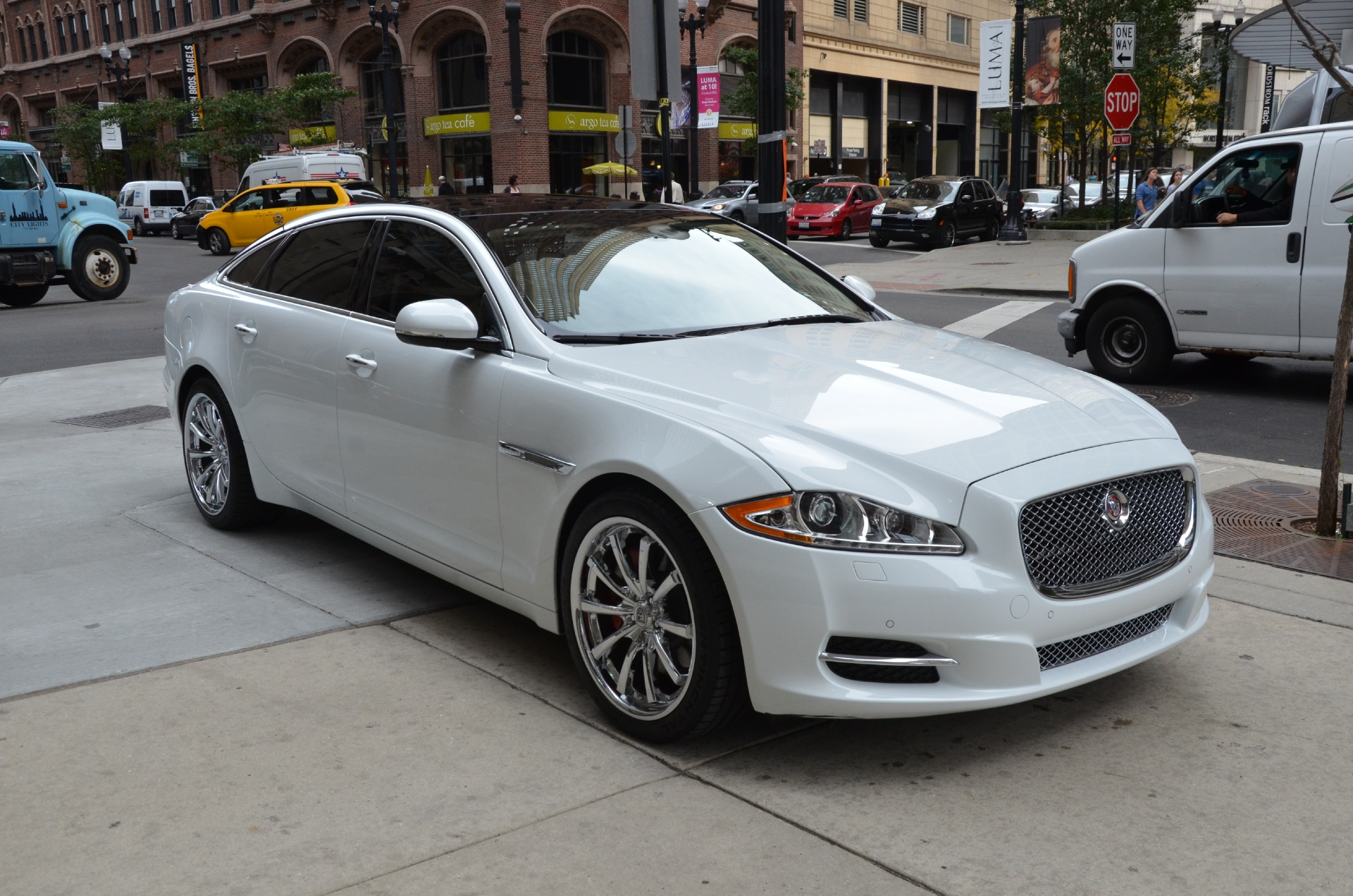 2015 jaguar xjl portfolio stock gc1574aa for sale near. Black Bedroom Furniture Sets. Home Design Ideas