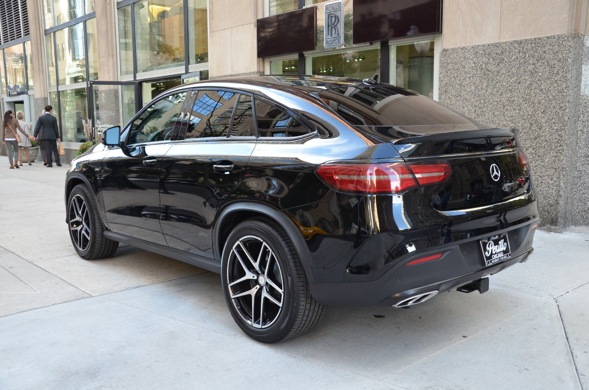 2016 Mercedes Benz Gle Cl Gle450 Amg