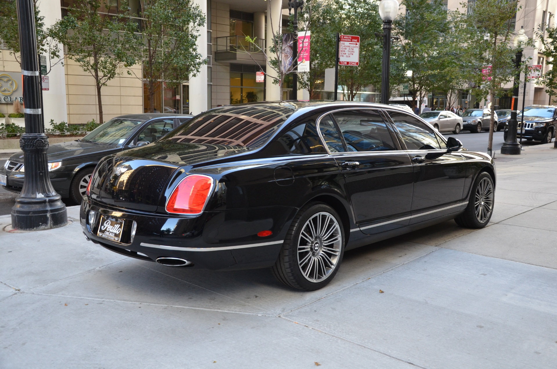 2013 Bentley Continental Flying Spur Speed Stock P18871 For Sale
