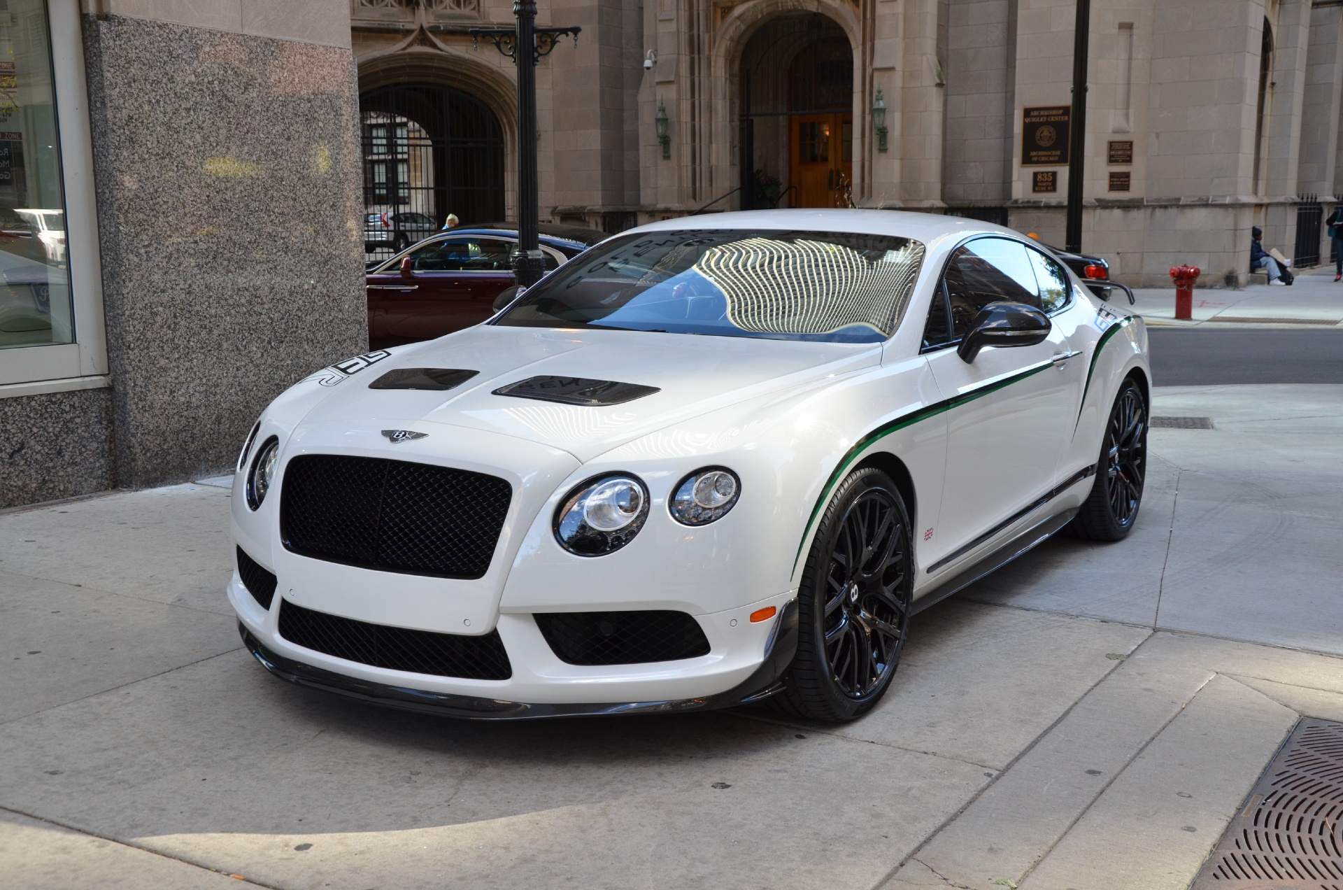 2015 Bentley Continental Gt3 R Stock 49765 For Sale Near