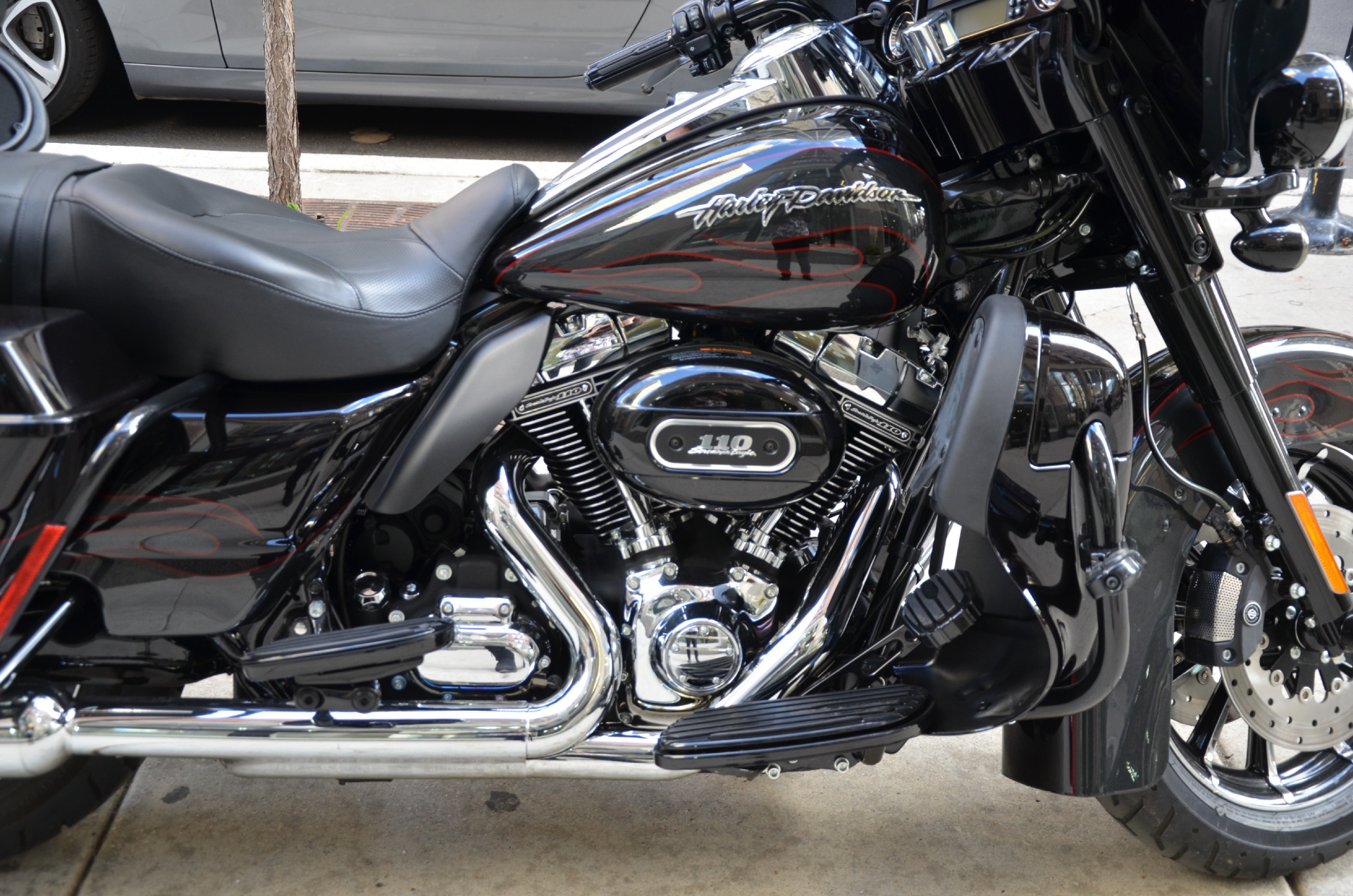 Harley Davidson Stock: 2010 Harley-Davidson Flhtcuse 5 Screaming Eagle Stock