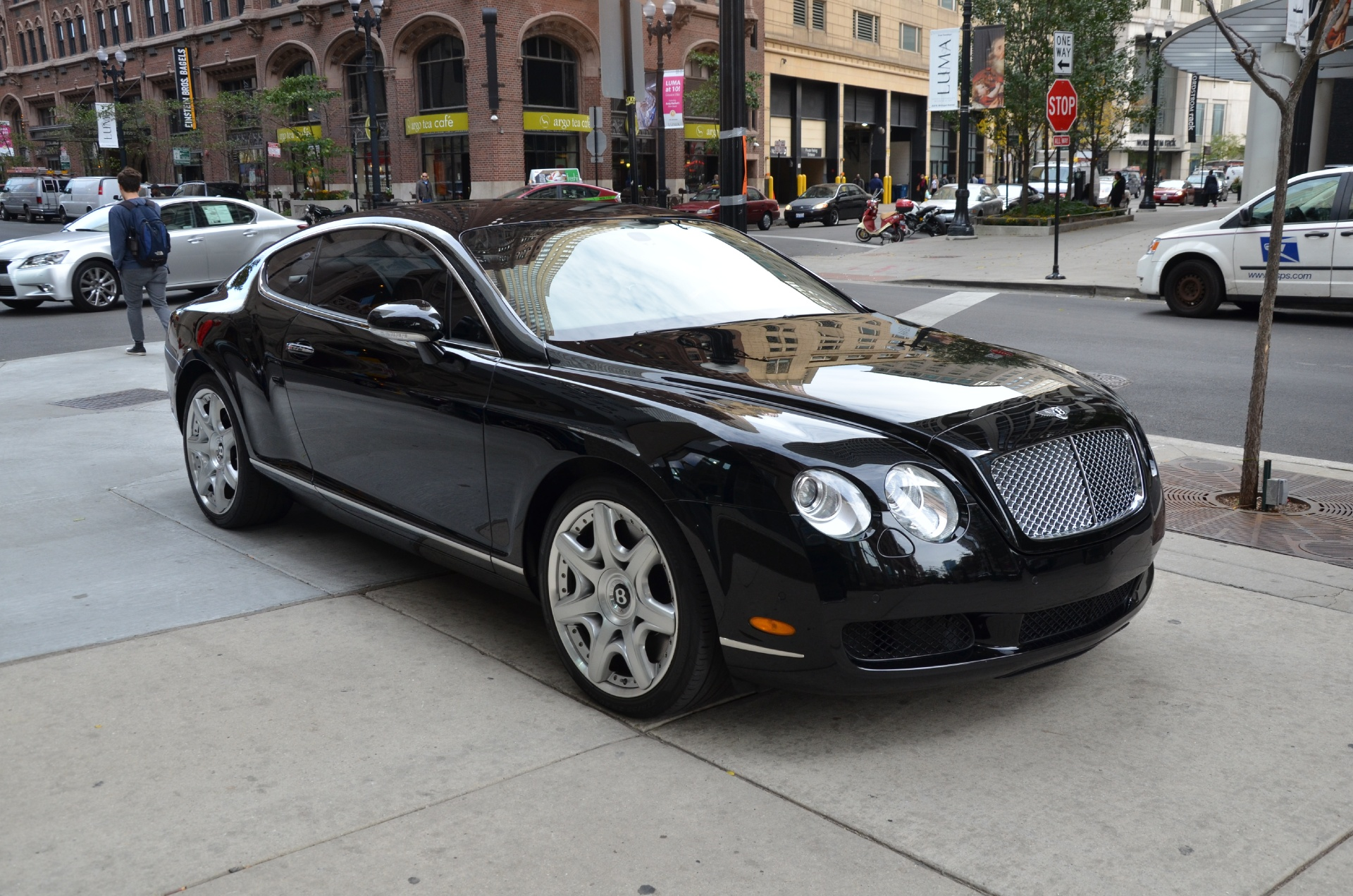 2007 bentley continental gt stock gc1713a for sale near chicago il il bentley dealer. Black Bedroom Furniture Sets. Home Design Ideas