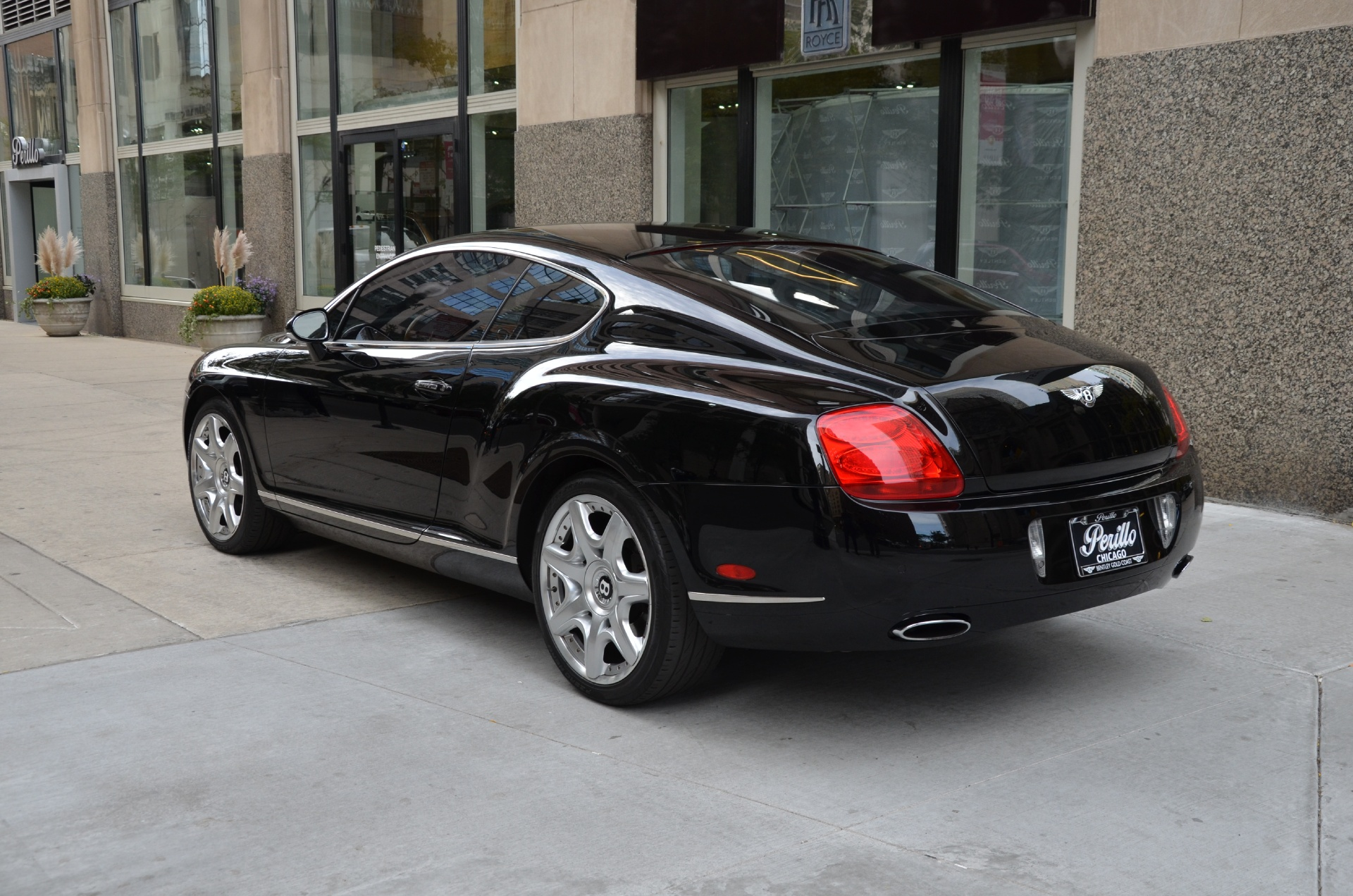 2007 bentley continental gt stock # gc1713a for sale near chicago