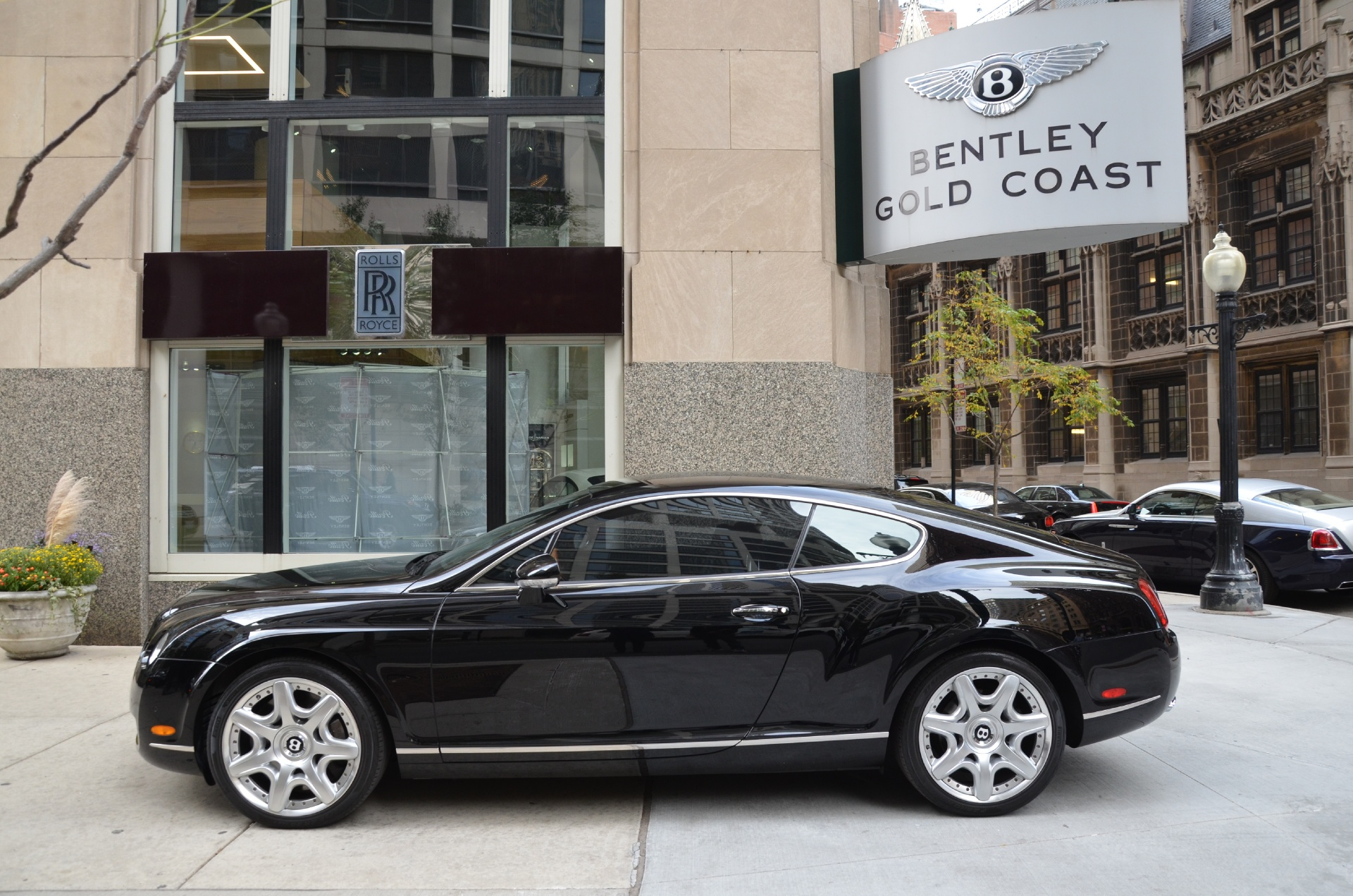 2007 Bentley Continental GT Stock  GC1713A for sale near Chicago