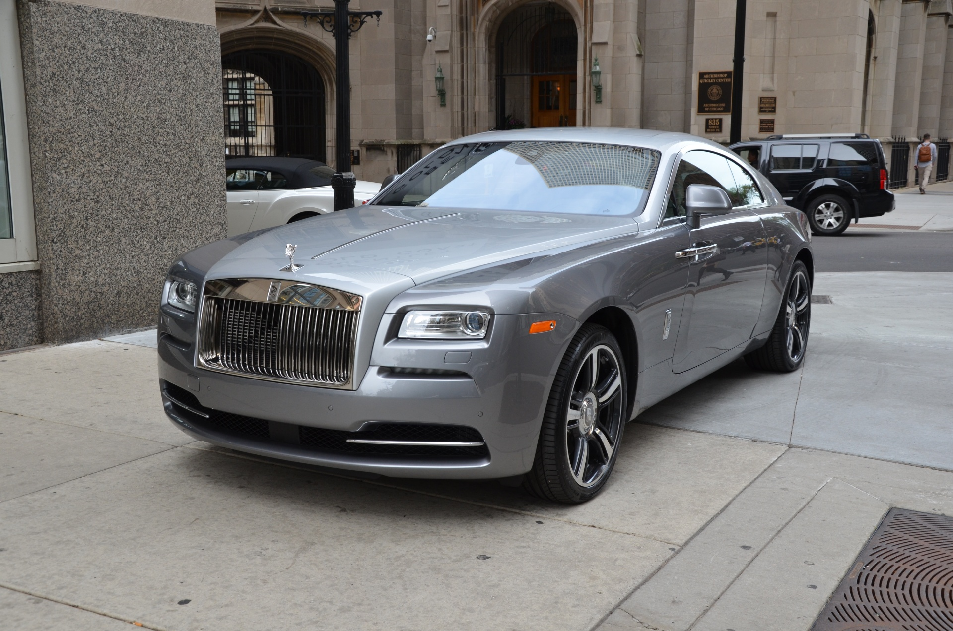 Used 2016 Rolls Royce Wraith Chicago Il