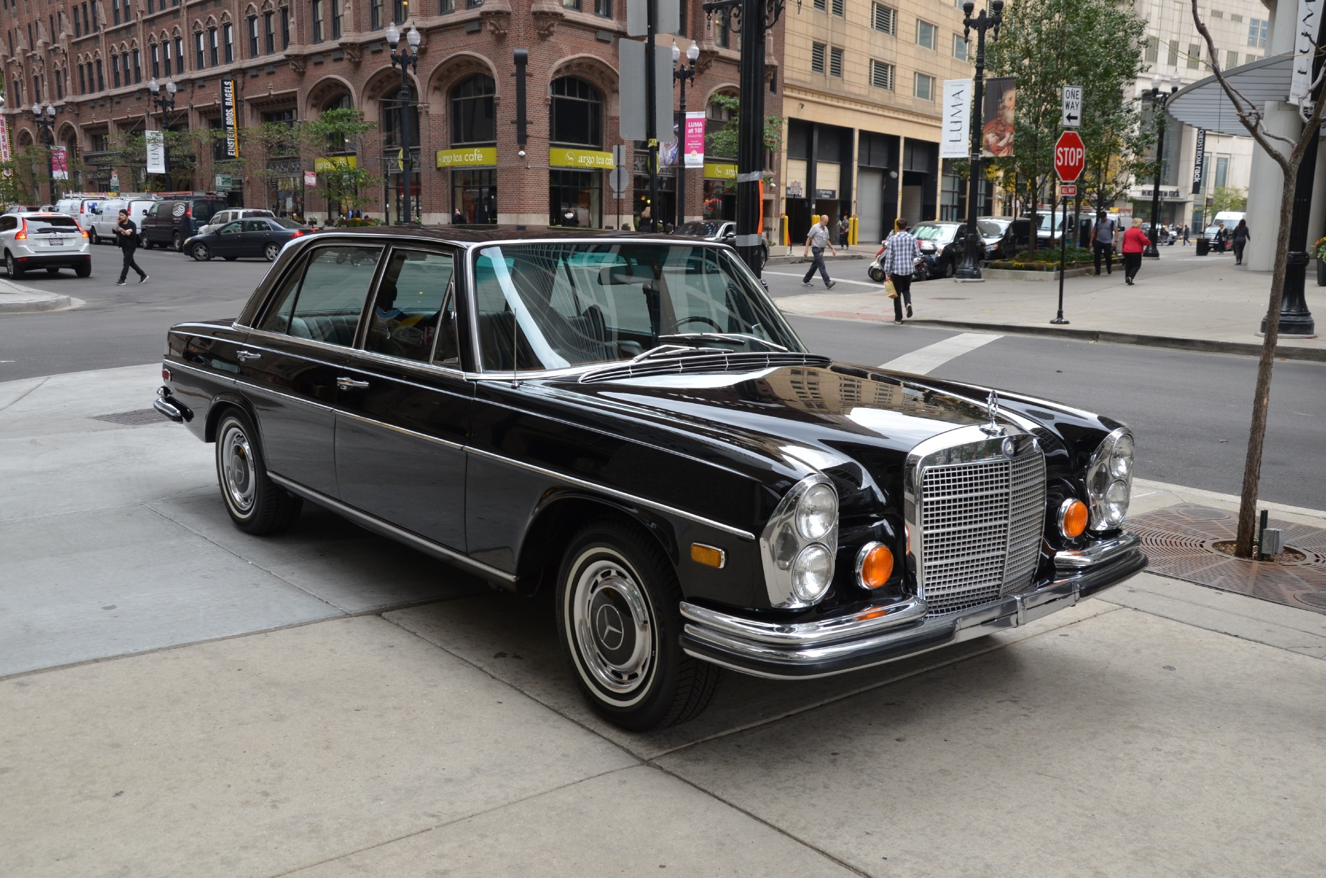 1973 mercedes benz 280 sel stock r216ab for sale near for Mercedes benz parts chicago