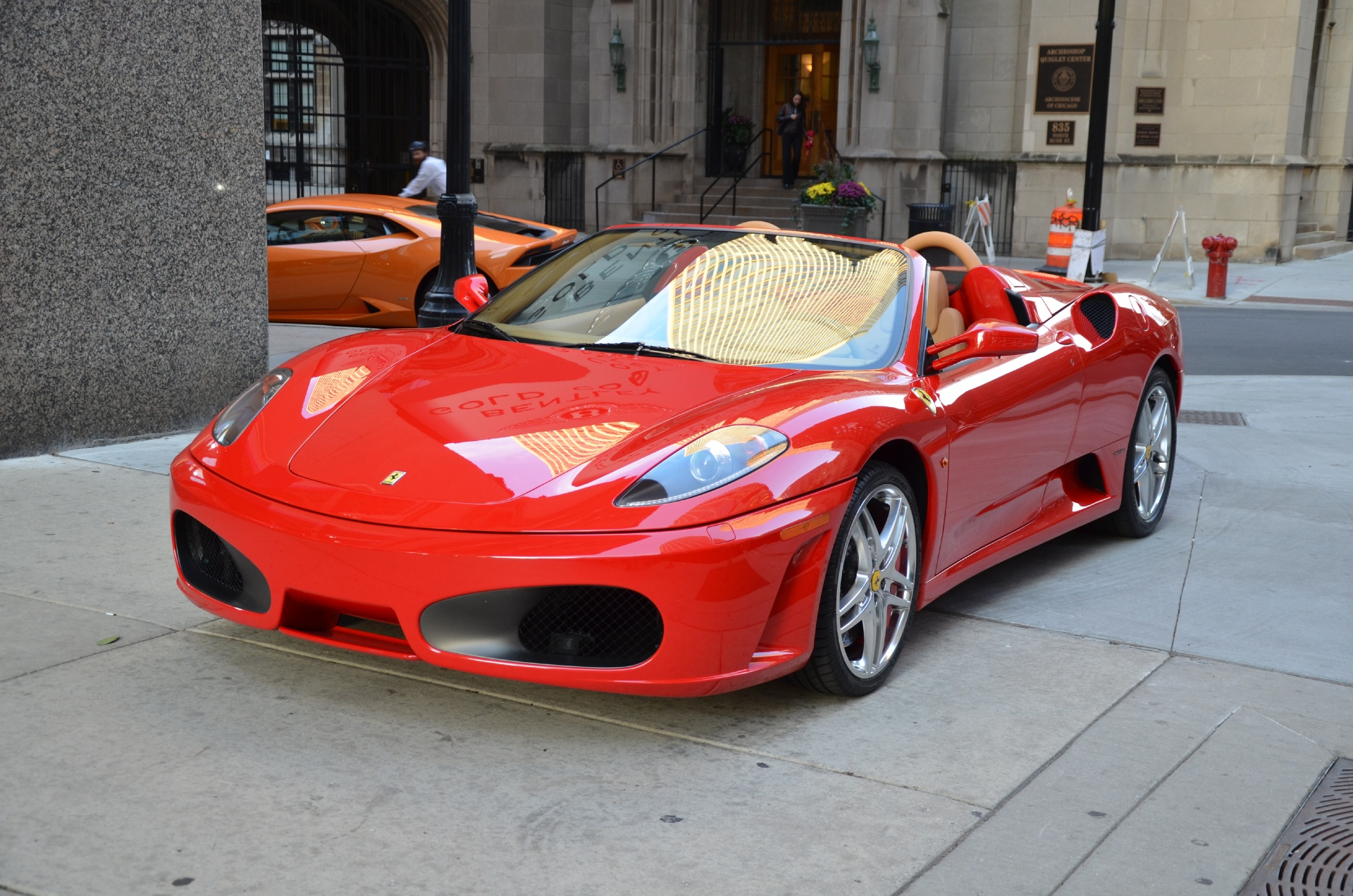 2009 ferrari f430 spider stock b706a for sale near. Black Bedroom Furniture Sets. Home Design Ideas