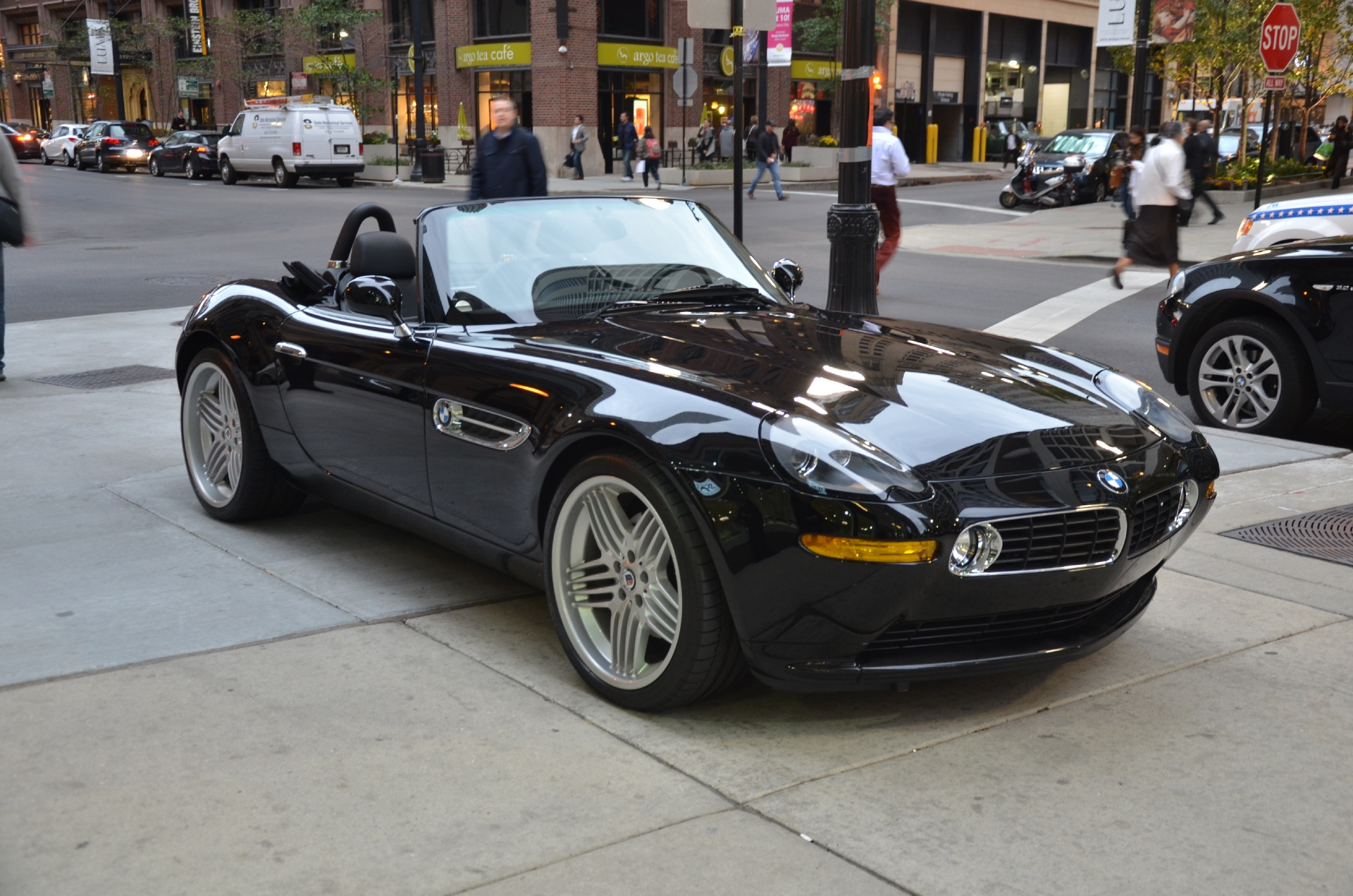 2003 bmw z8 alpina stock gc1933 for sale near chicago il il bmw dealer. Black Bedroom Furniture Sets. Home Design Ideas