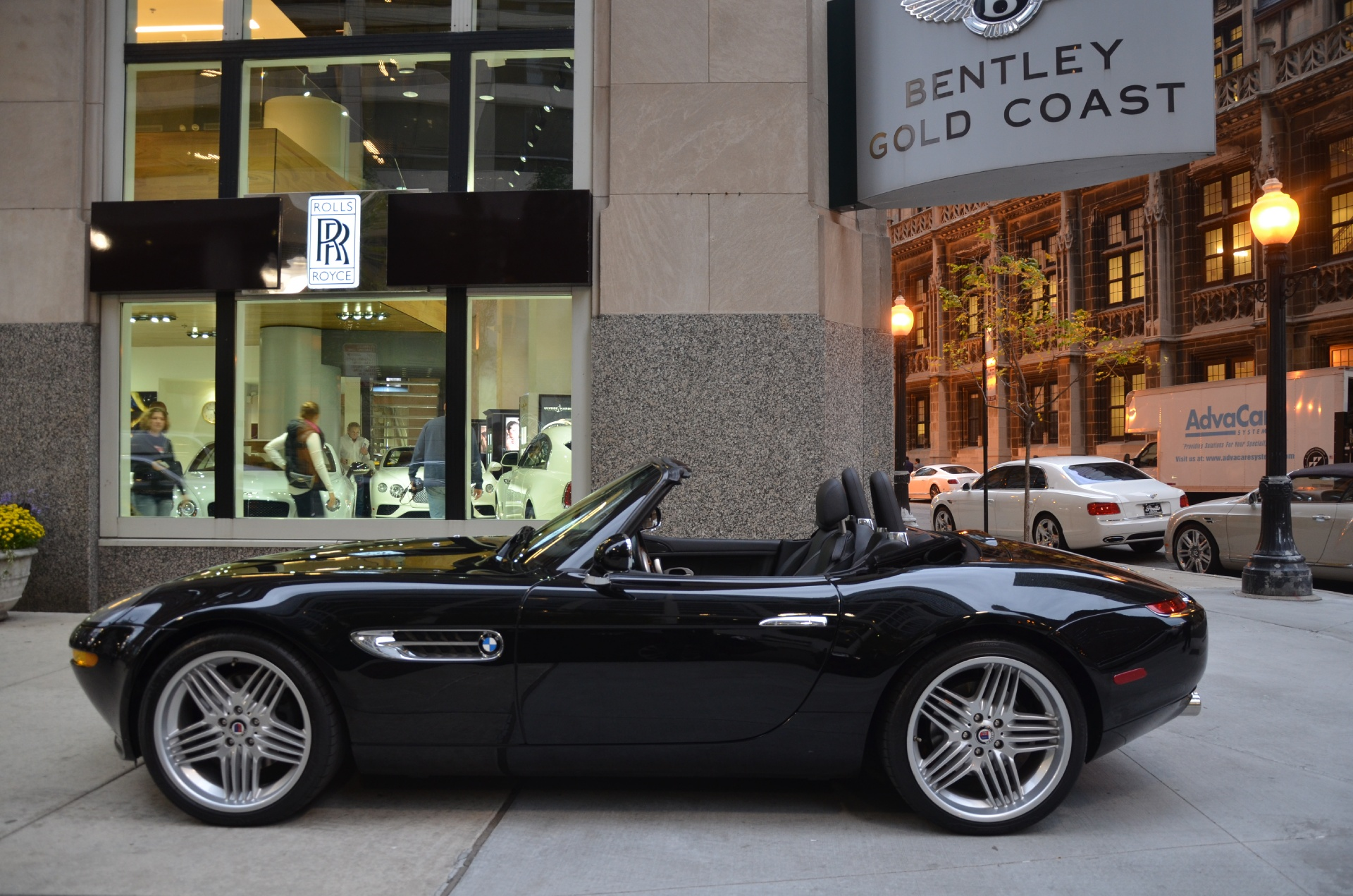 2003 Bmw Z8 Alpina Stock Gc1933 For Sale Near Chicago