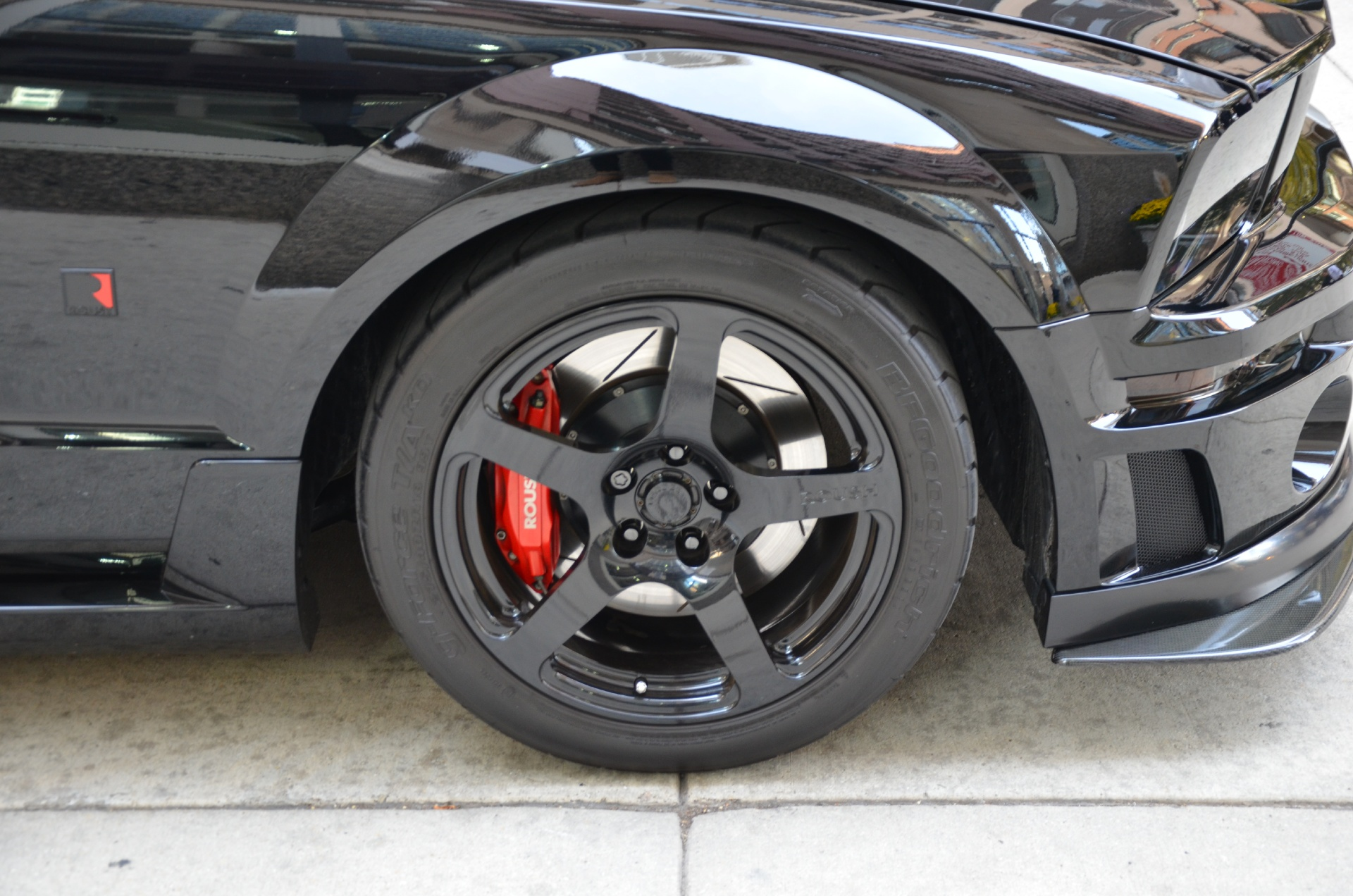 2008 Ford Mustang Roush GT Deluxe Stock # GC1725AA for sale