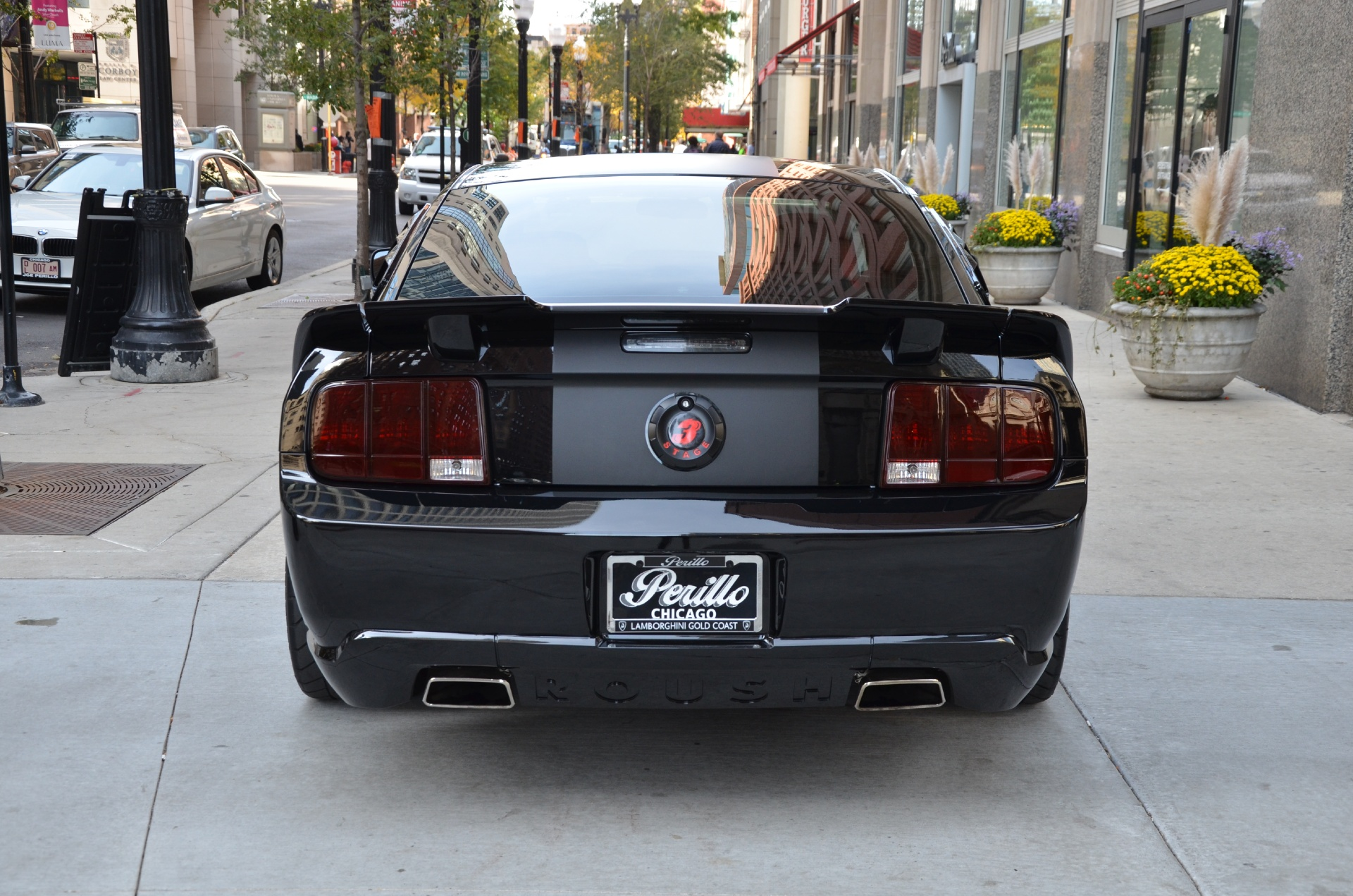 2008 Ford Mustang Roush Gt Deluxe Stock Gc1725aa For