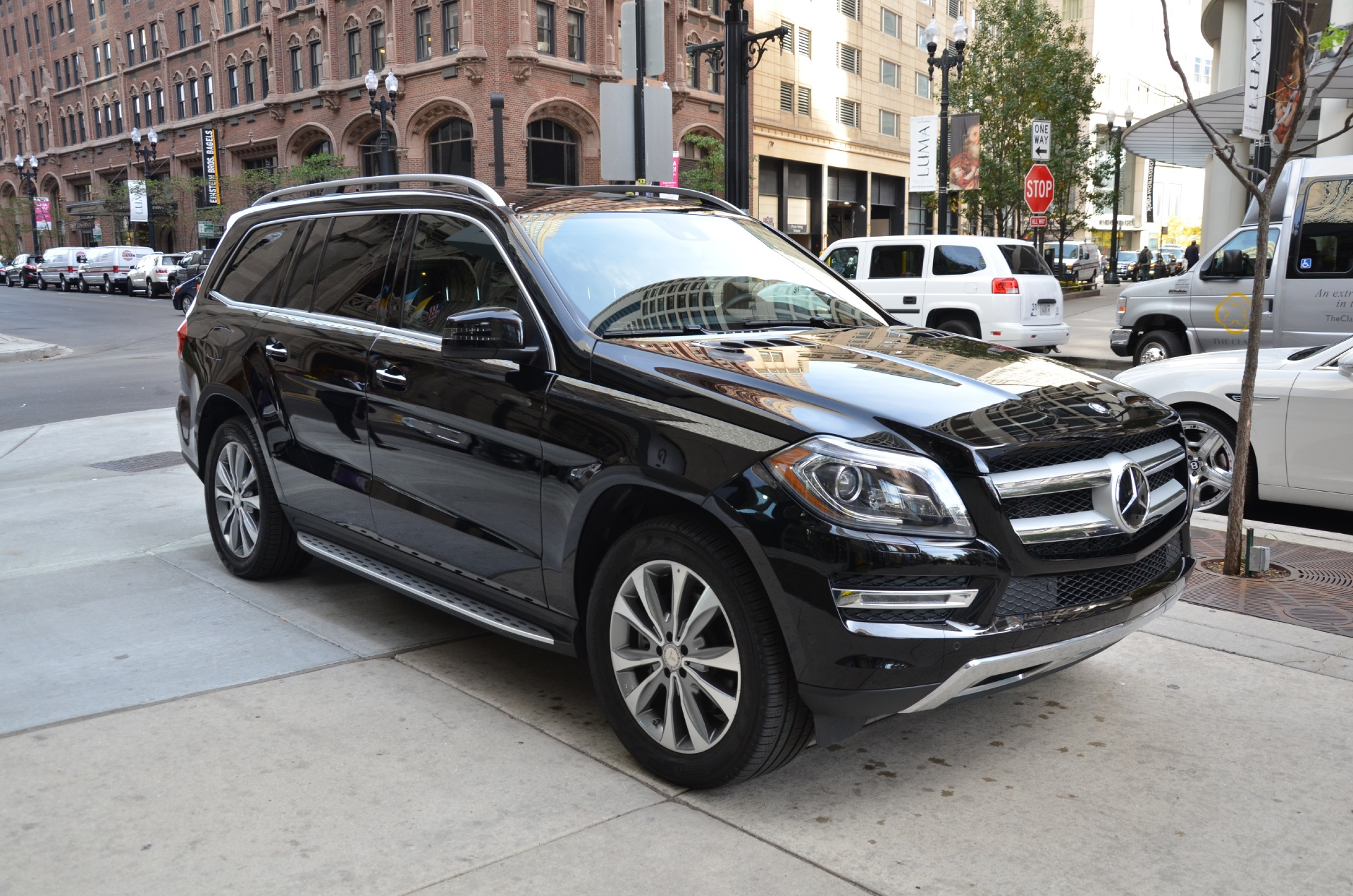 2014 mercedes benz gl class gl450 stock gc1785 for sale near chicago il il mercedes benz dealer. Black Bedroom Furniture Sets. Home Design Ideas