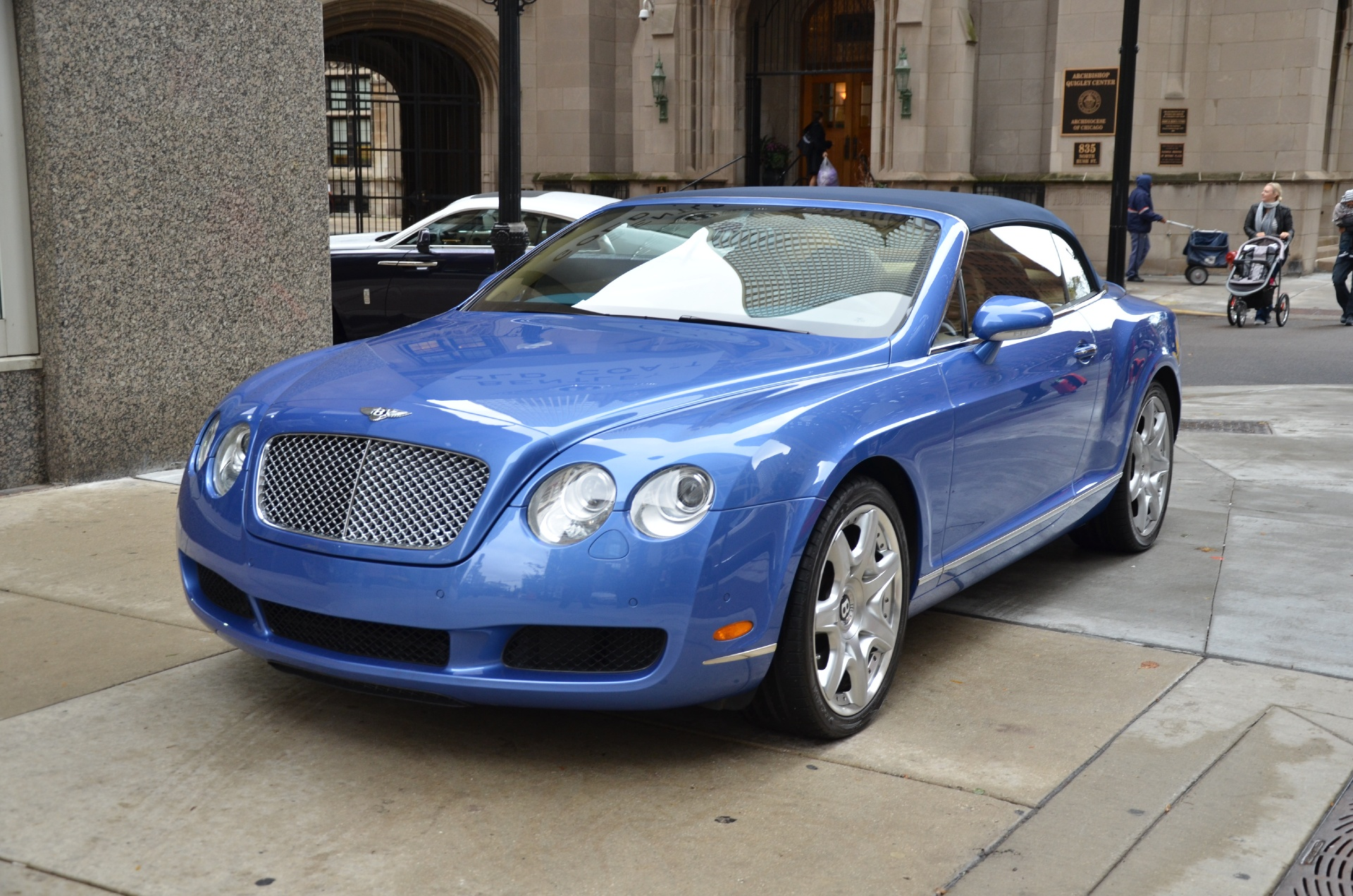 2008 bentley continental gtc stock r152aa for sale near chicago il il bentley dealer. Black Bedroom Furniture Sets. Home Design Ideas