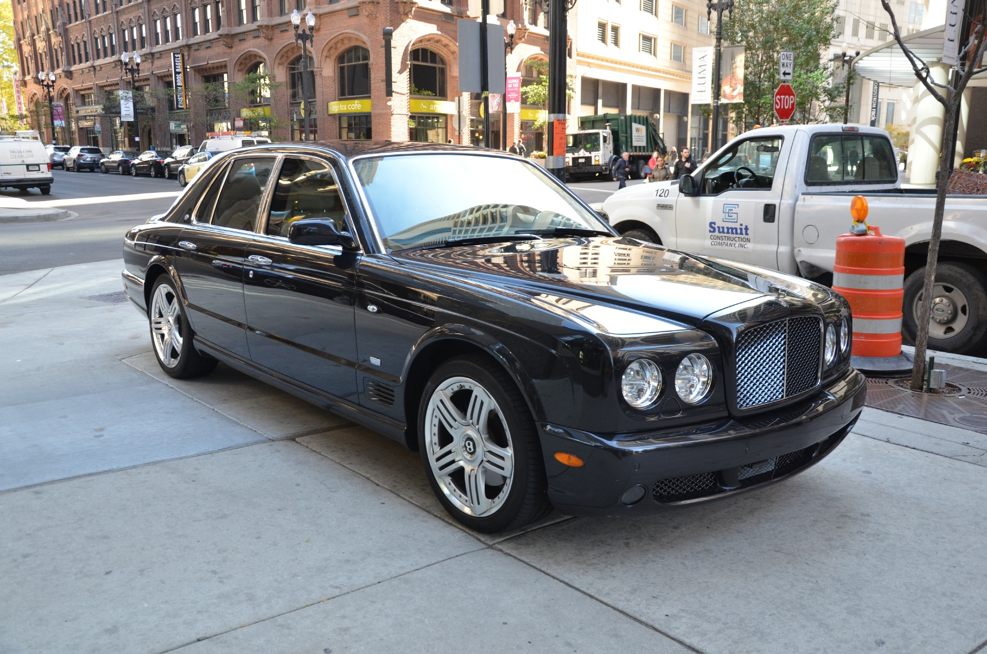 2009 bentley arnage t stock 14301 rol for sale near chicago il used 2009 bentley arnage t chicago il vanachro Choice Image