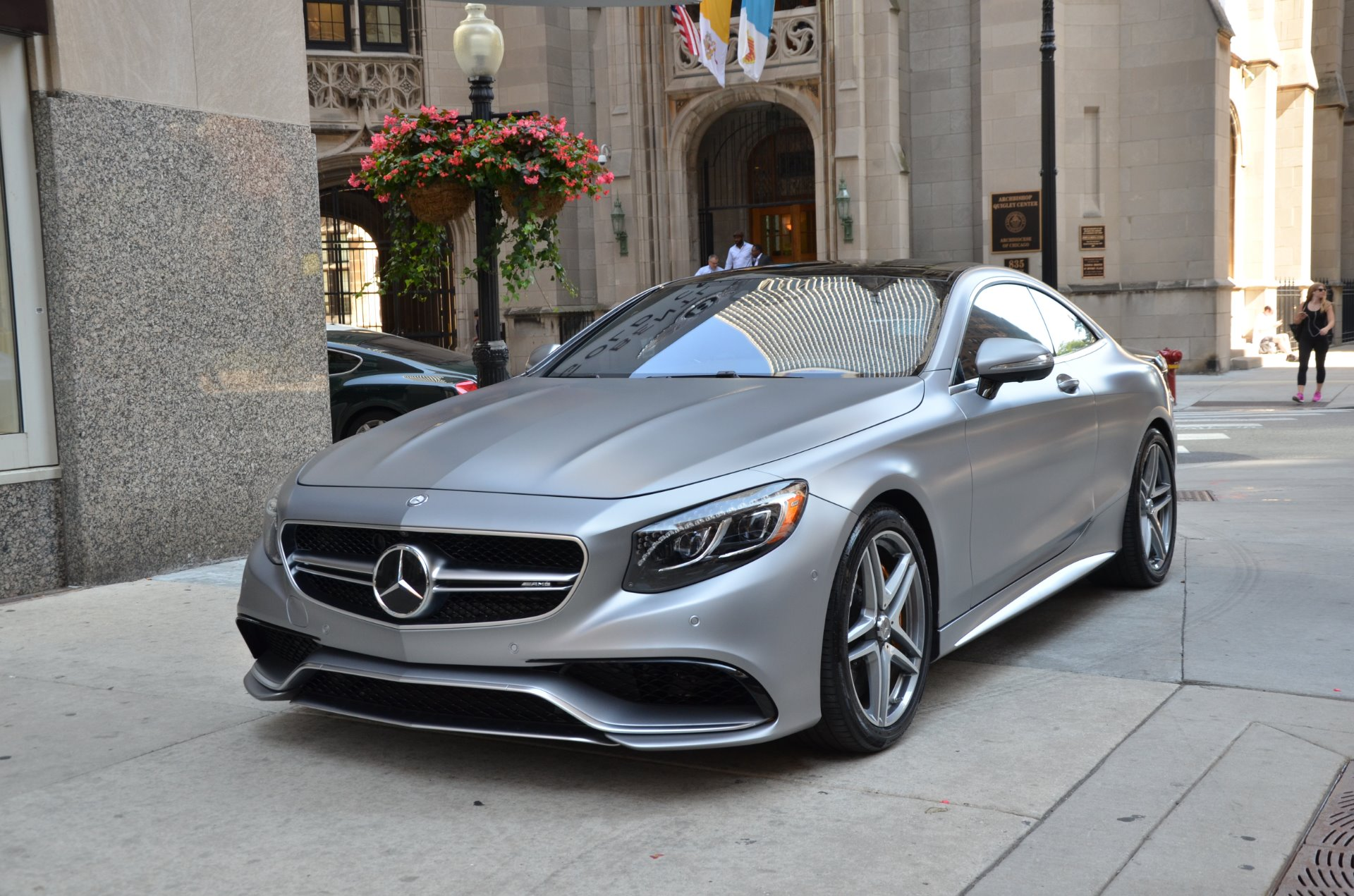 2015 mercedes benz s class s63 amg stock gc2194 for sale near chicago il il mercedes benz. Black Bedroom Furniture Sets. Home Design Ideas