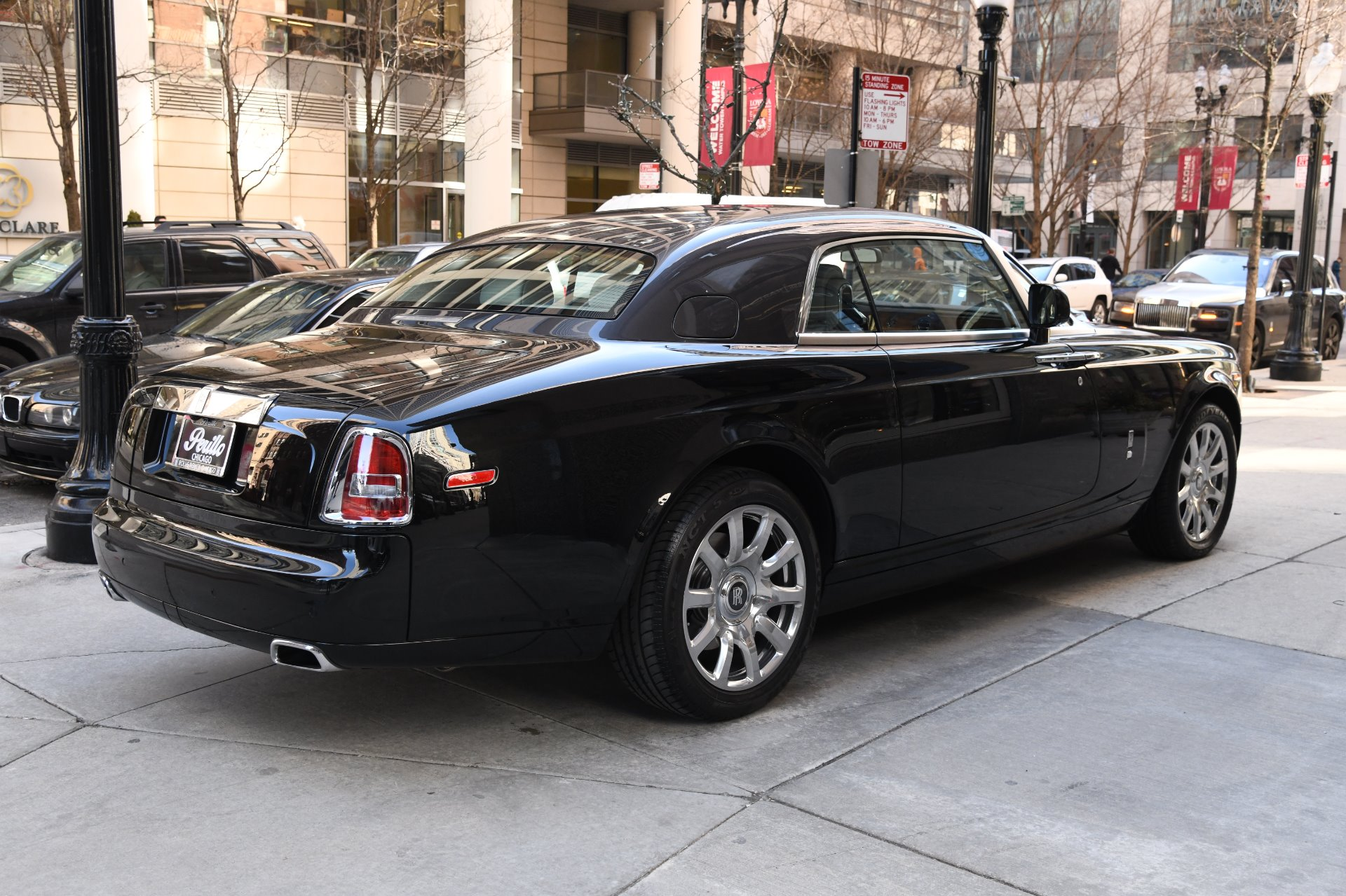 2016 rolls royce phantom coupe stock gc2086 for sale near chicago il il rolls royce dealer. Black Bedroom Furniture Sets. Home Design Ideas