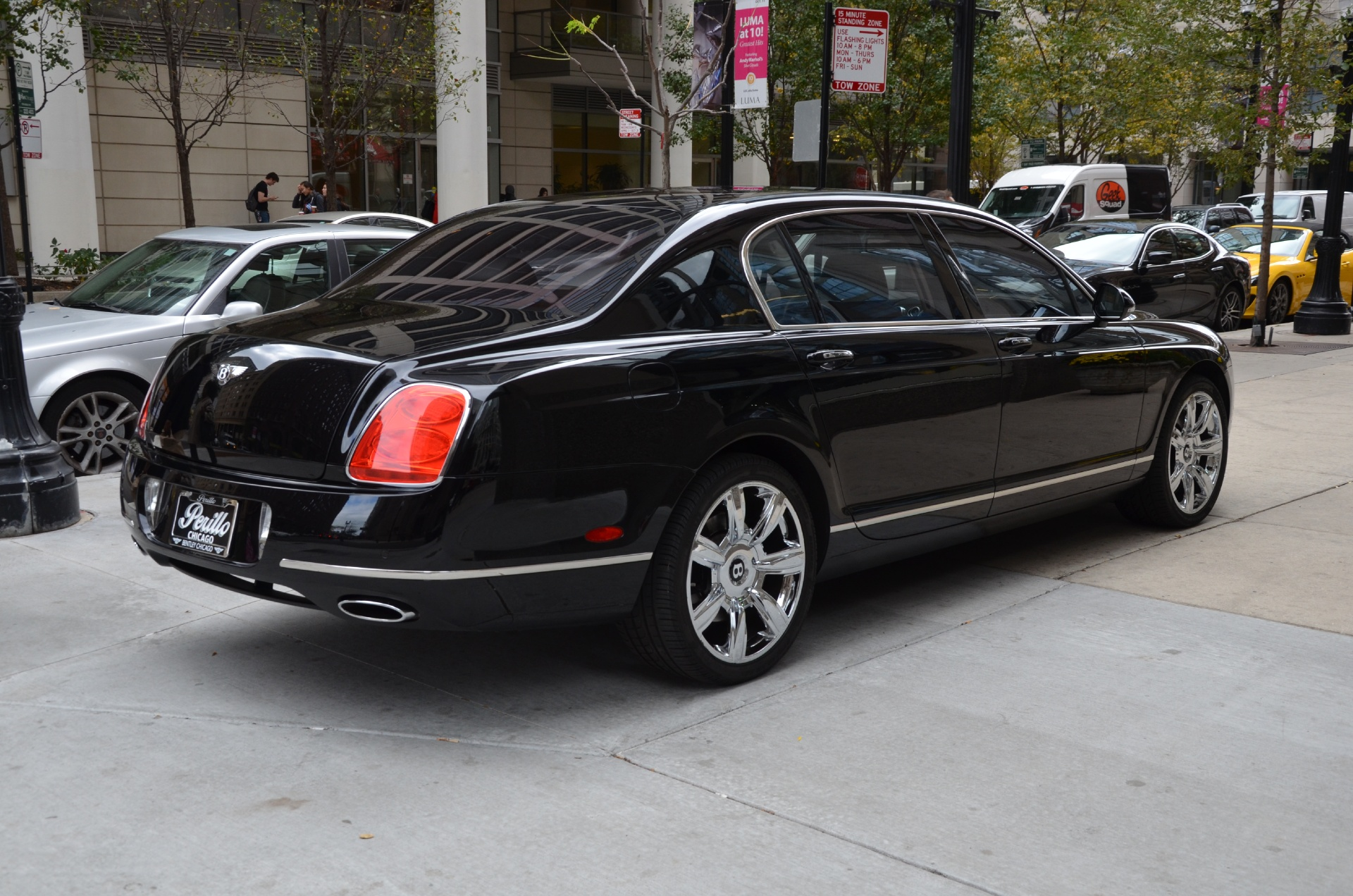 2012 bentley continental flying spur stock gc1806 for sale near chicago il il bentley dealer. Black Bedroom Furniture Sets. Home Design Ideas
