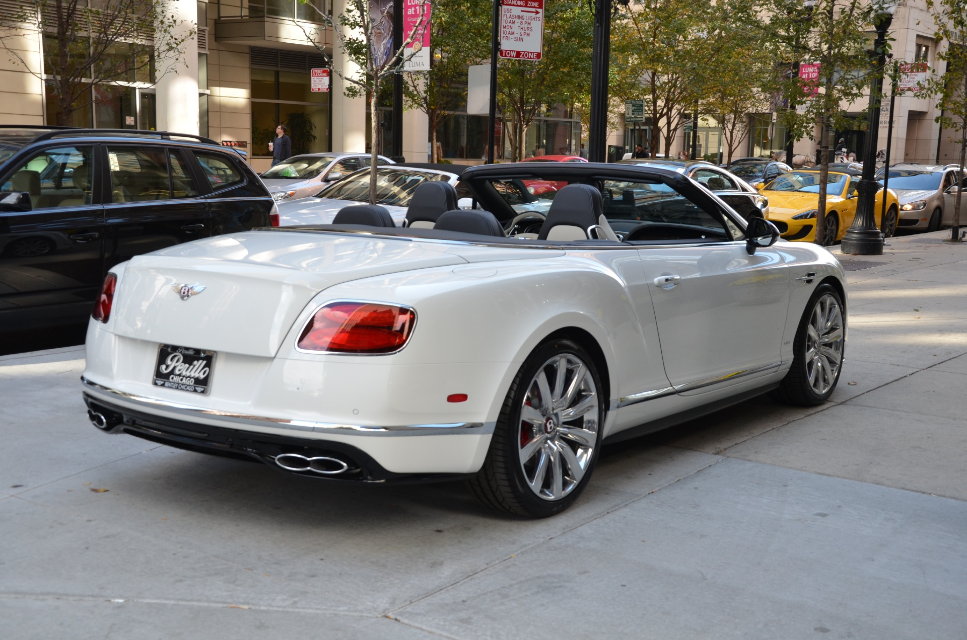 New 2016 Bentley Continental GTC V8 S  | Chicago, IL