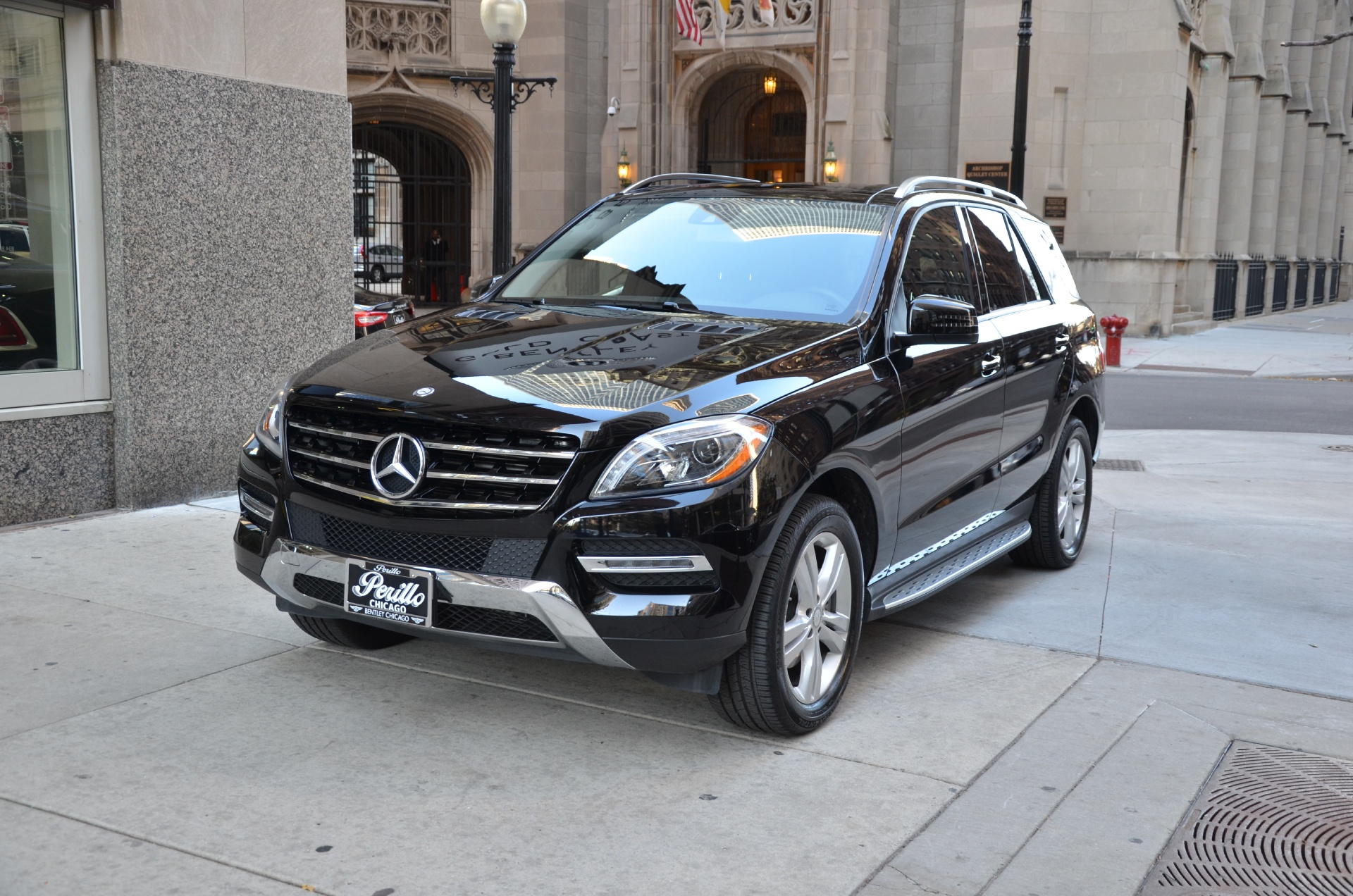 2015 mercedes benz m class ml350 4matic stock gc1814a for sale near chicago il il mercedes. Black Bedroom Furniture Sets. Home Design Ideas