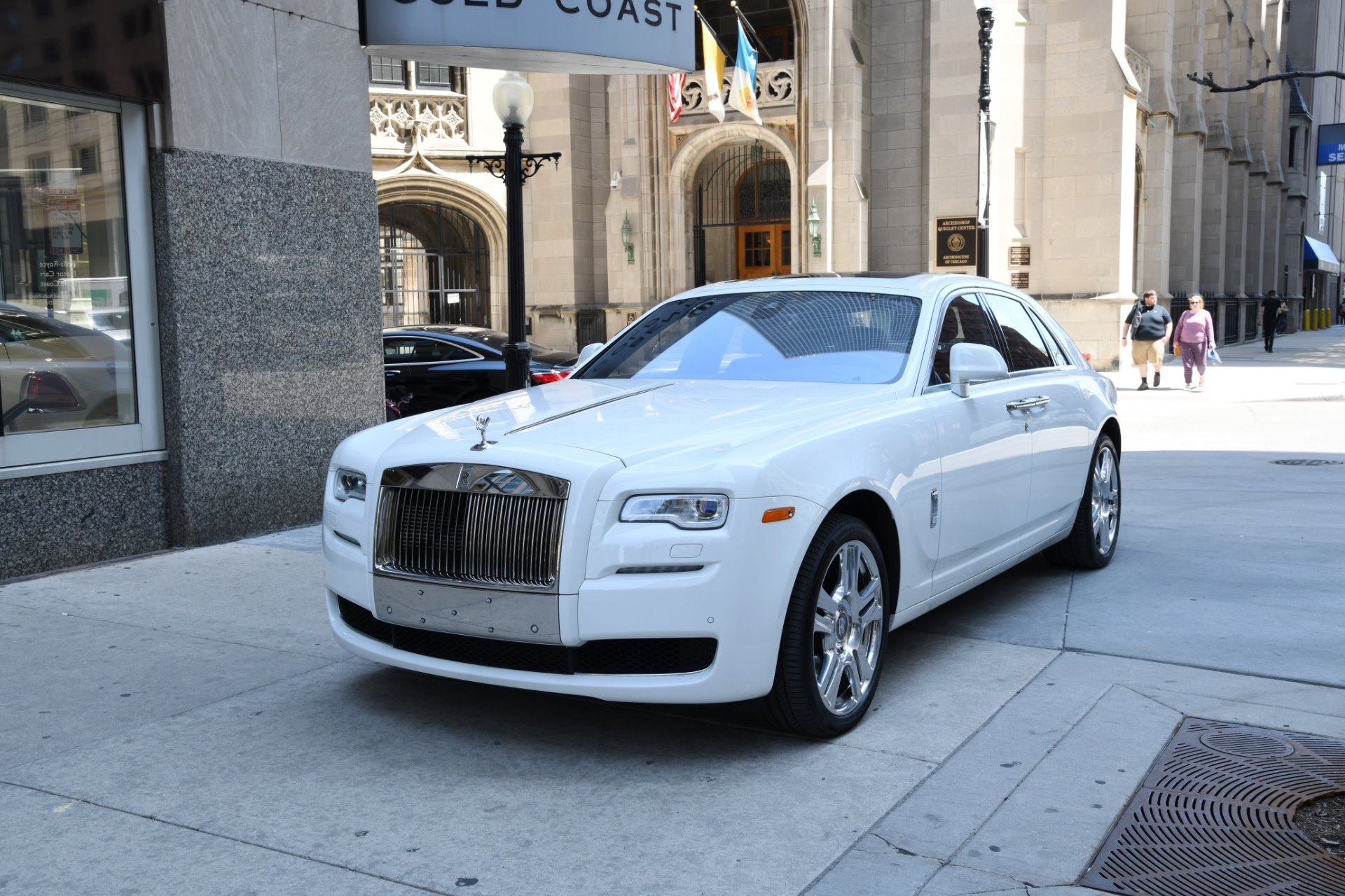 New 2016 rolls royce ghost series ii chicago il