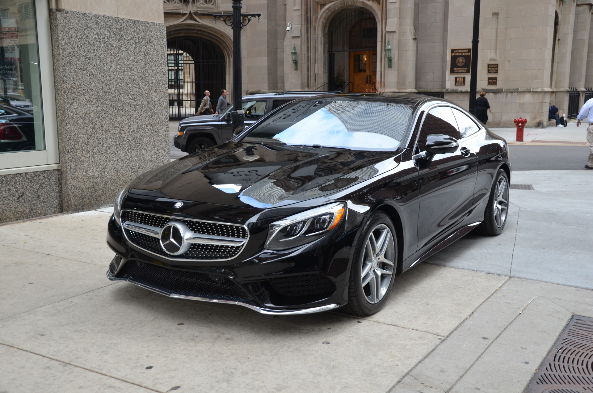 2015 mercedes benz s class s550 4matic stock gc1816a for for Mercedes benz chicago dealers