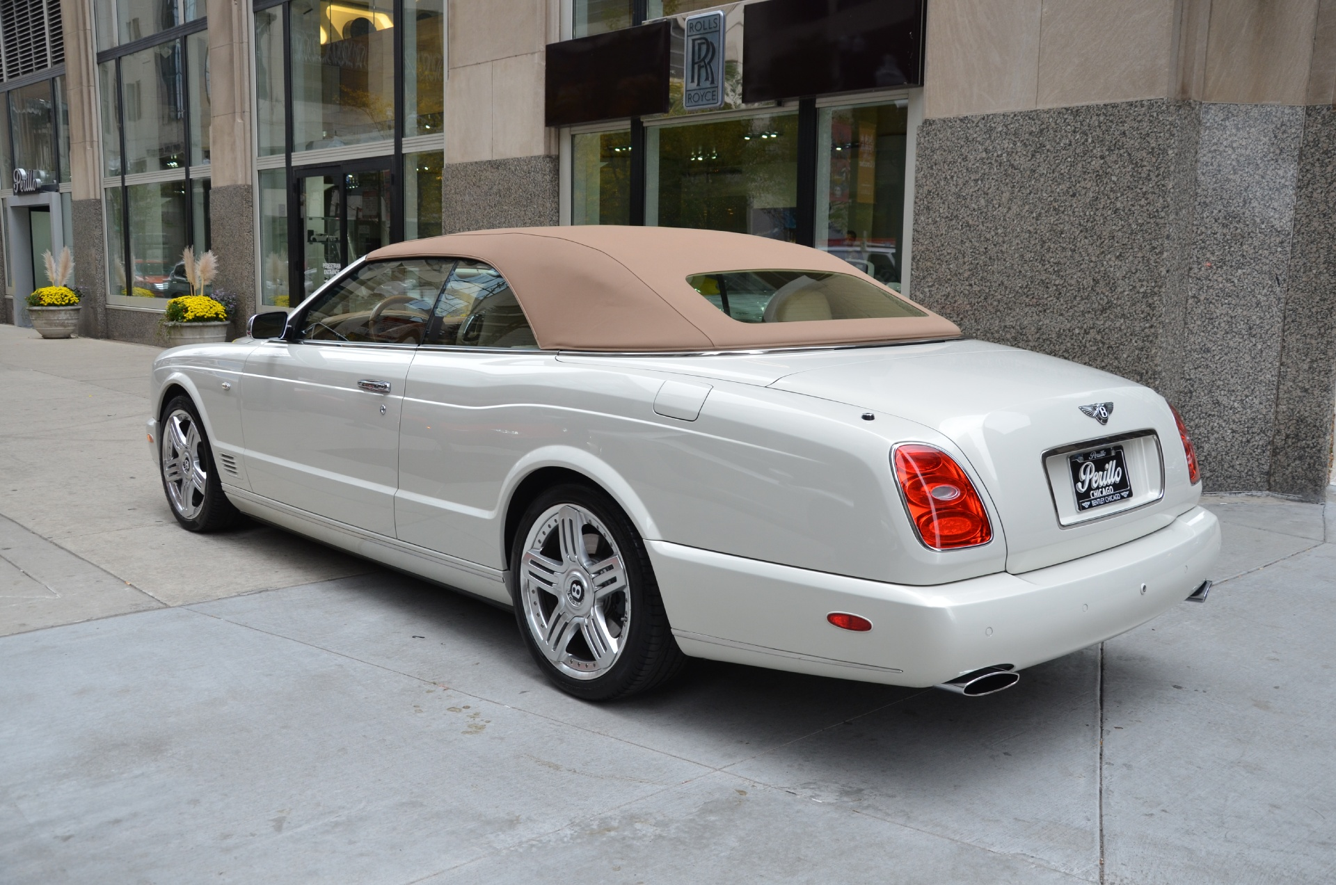 2010 Bentley Azure T Stock # 14411-S for sale near Chicago ...