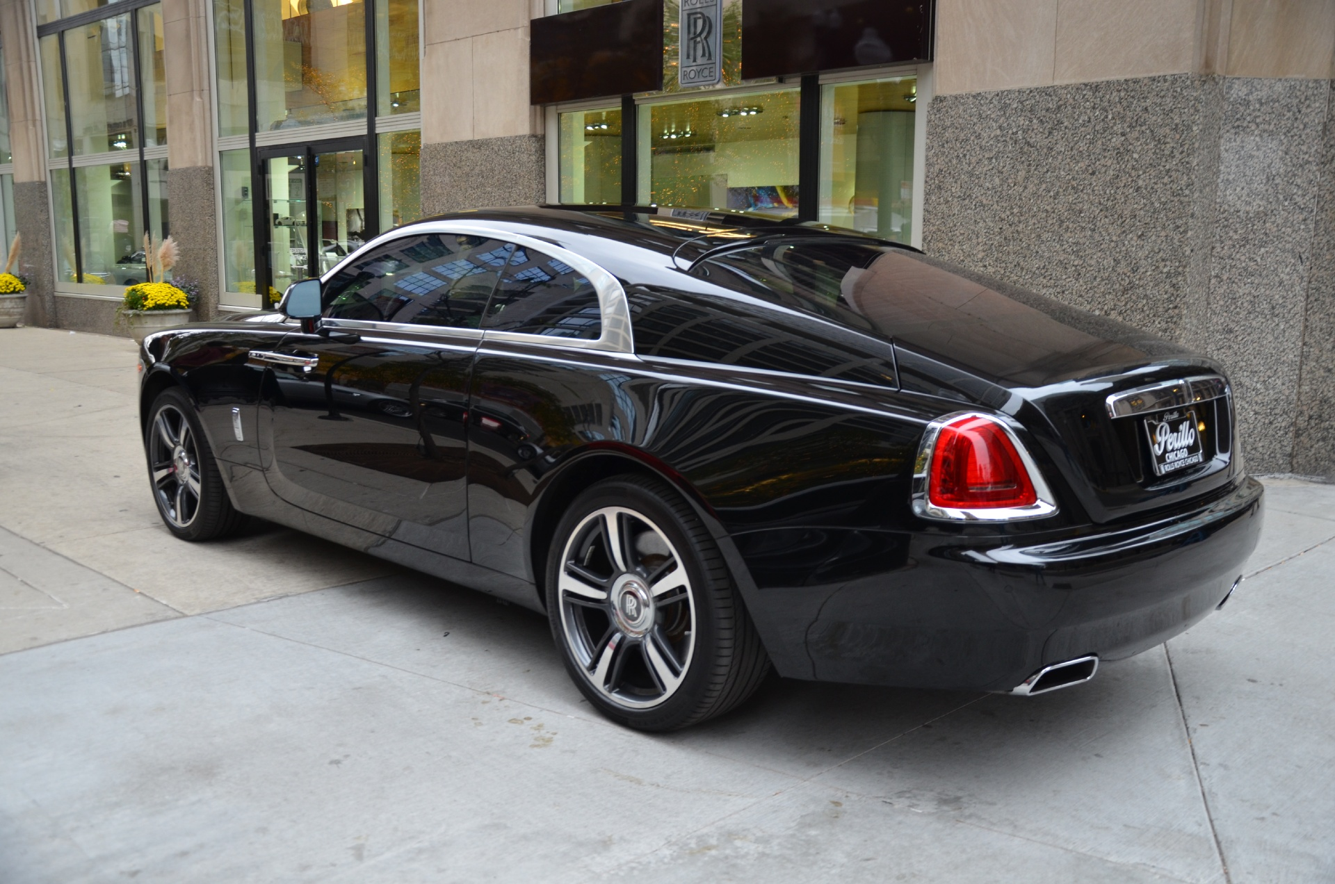 2014 rolls royce wraith stock gc1984a for sale near. Black Bedroom Furniture Sets. Home Design Ideas