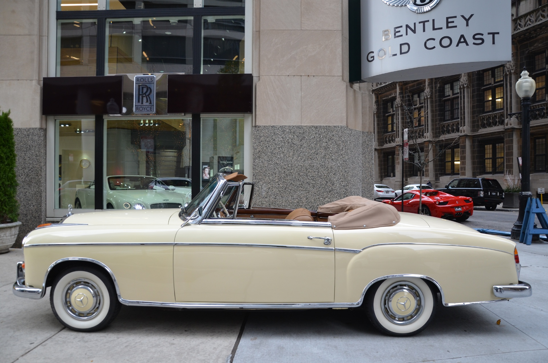 Used 1961 MERCEDES-BENZ 220 SE  | Chicago, IL