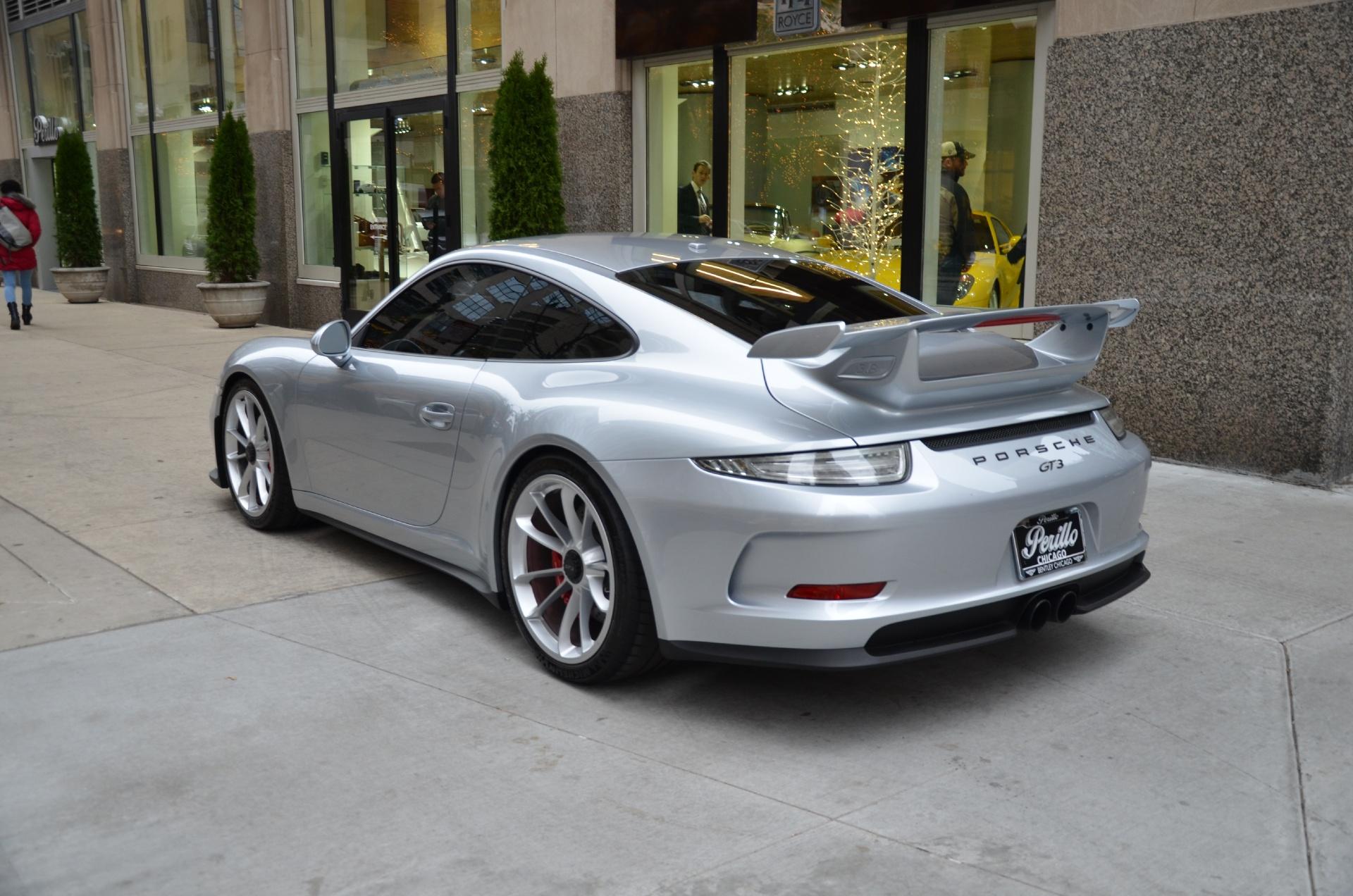 2015 Porsche 911 Gt3 Stock 84223 For Sale Near Chicago