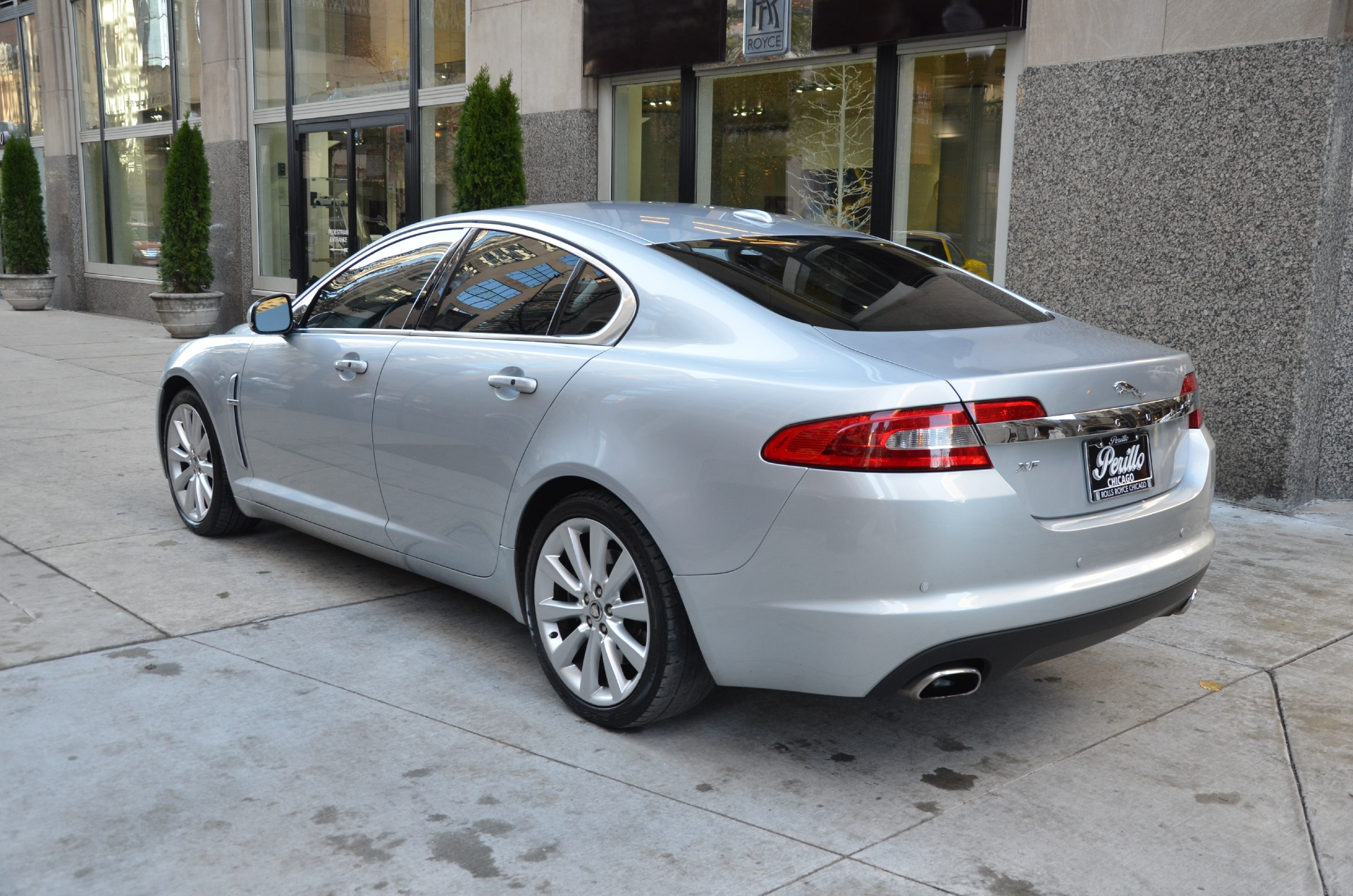 2010 jaguar xf premium stock b709aaa for sale near chicago il il jaguar dealer. Black Bedroom Furniture Sets. Home Design Ideas