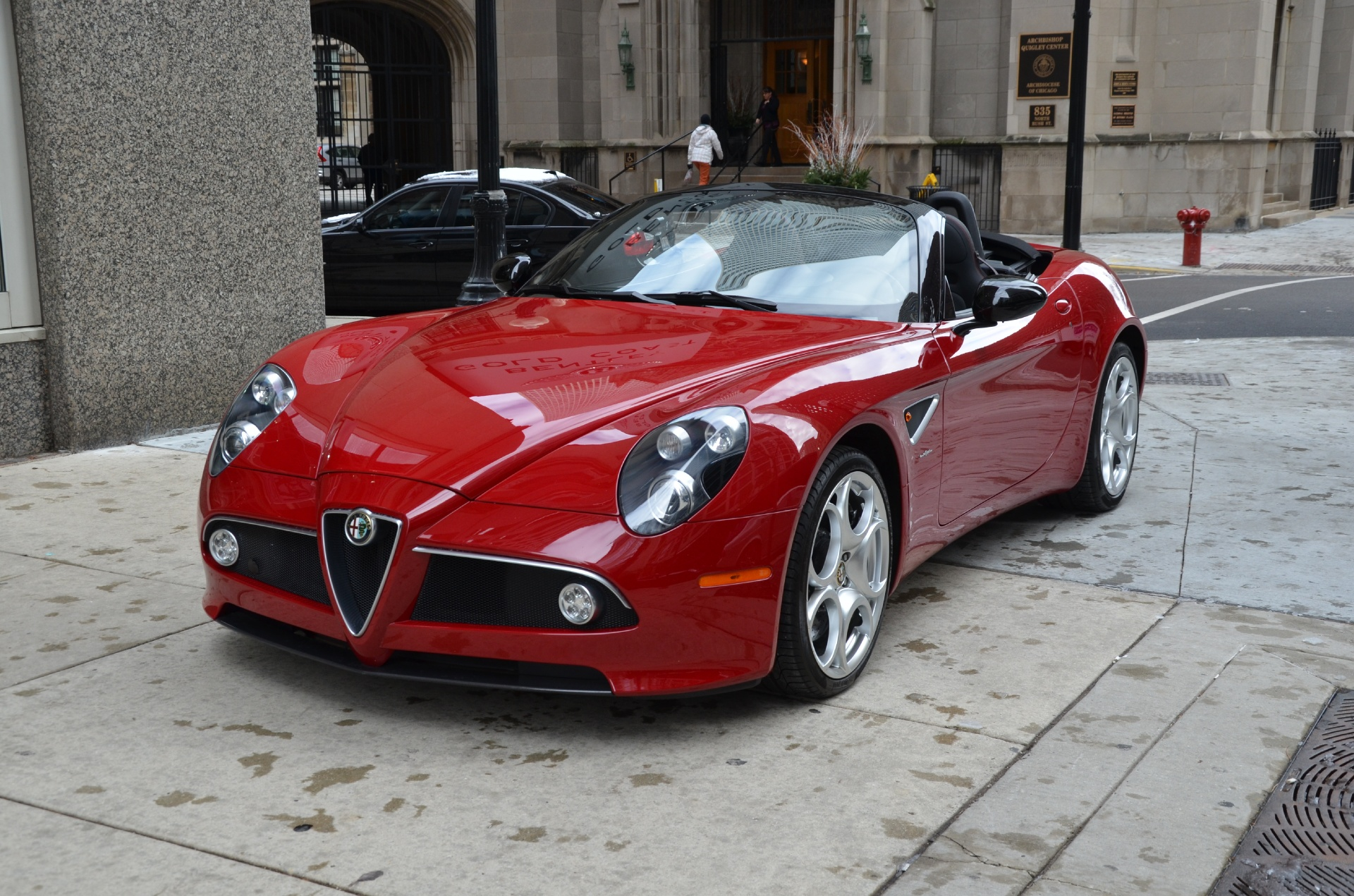 2009 Alfa Romeo 8c Stock # GC-ROLAND196 For Sale Near