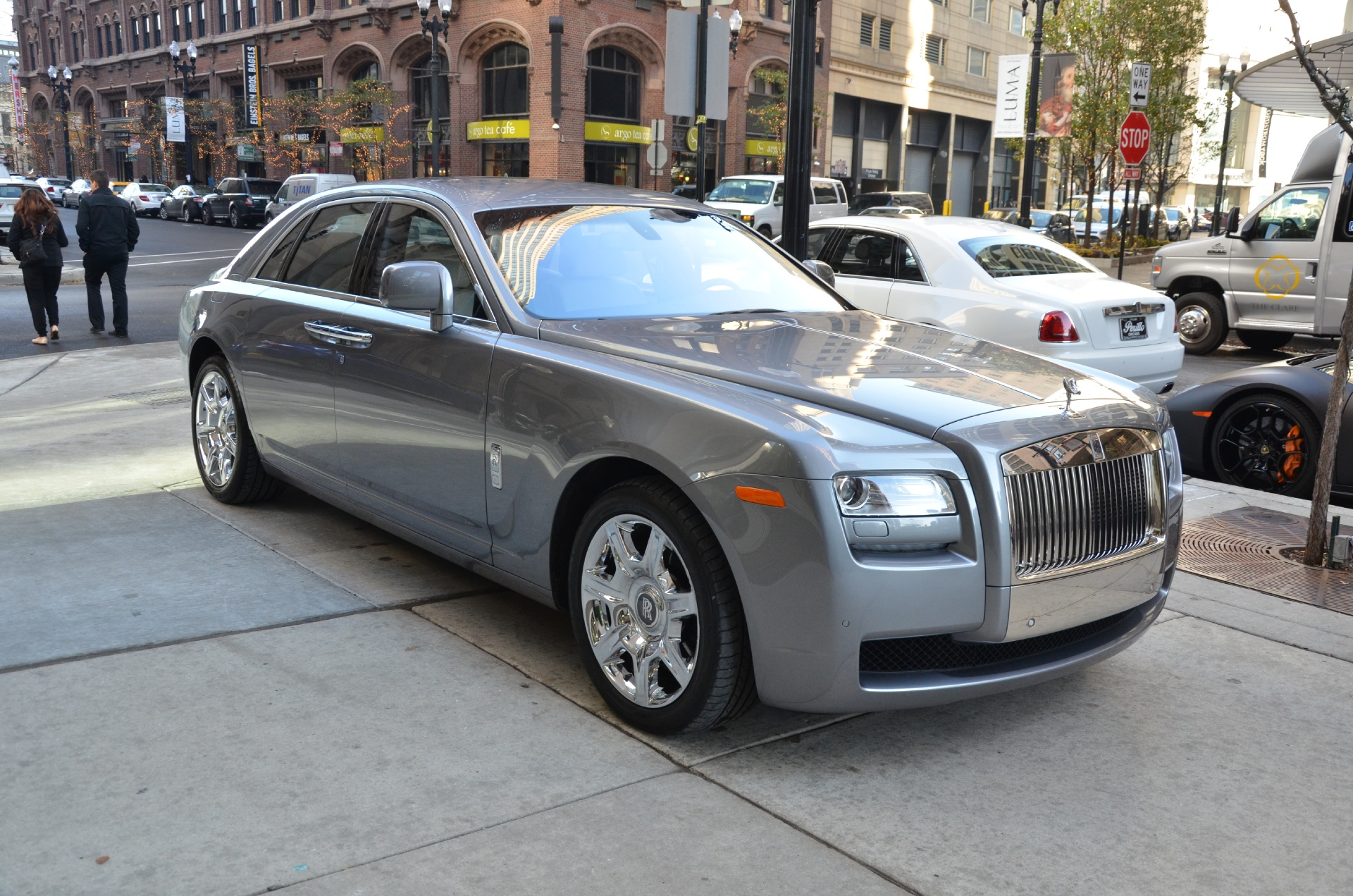 2010 rolls royce ghost stock gc1830 for sale near chicago il il rolls royce dealer. Black Bedroom Furniture Sets. Home Design Ideas