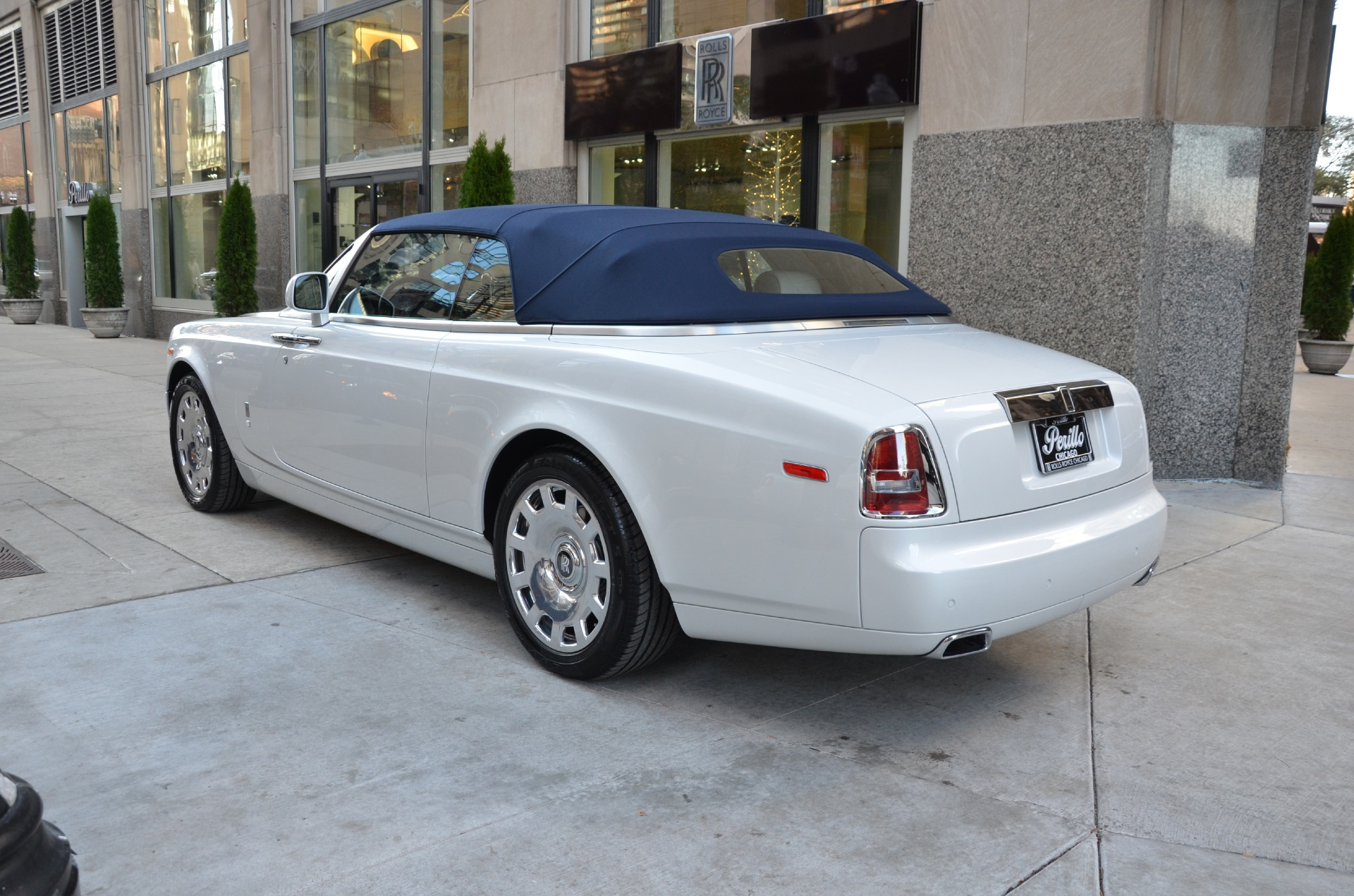 2016 rolls royce phantom drophead coupe stock r249 s for sale near chicago il il rolls. Black Bedroom Furniture Sets. Home Design Ideas