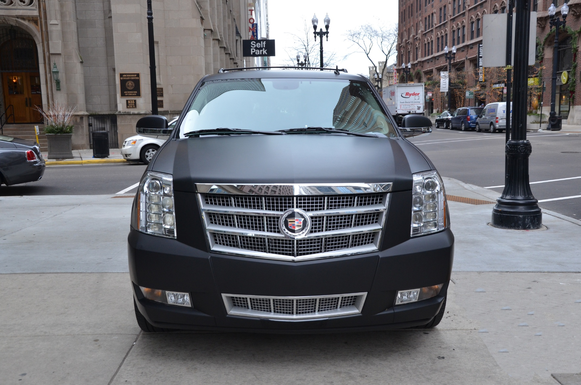 2012 Cadillac Escalade Platinum Edition Stock # GC1817A ...
