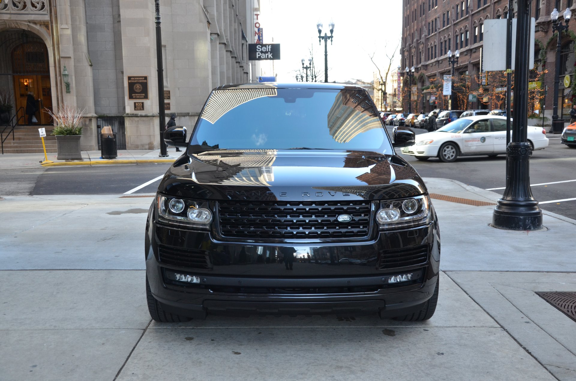 Range rover ebony edition for sale