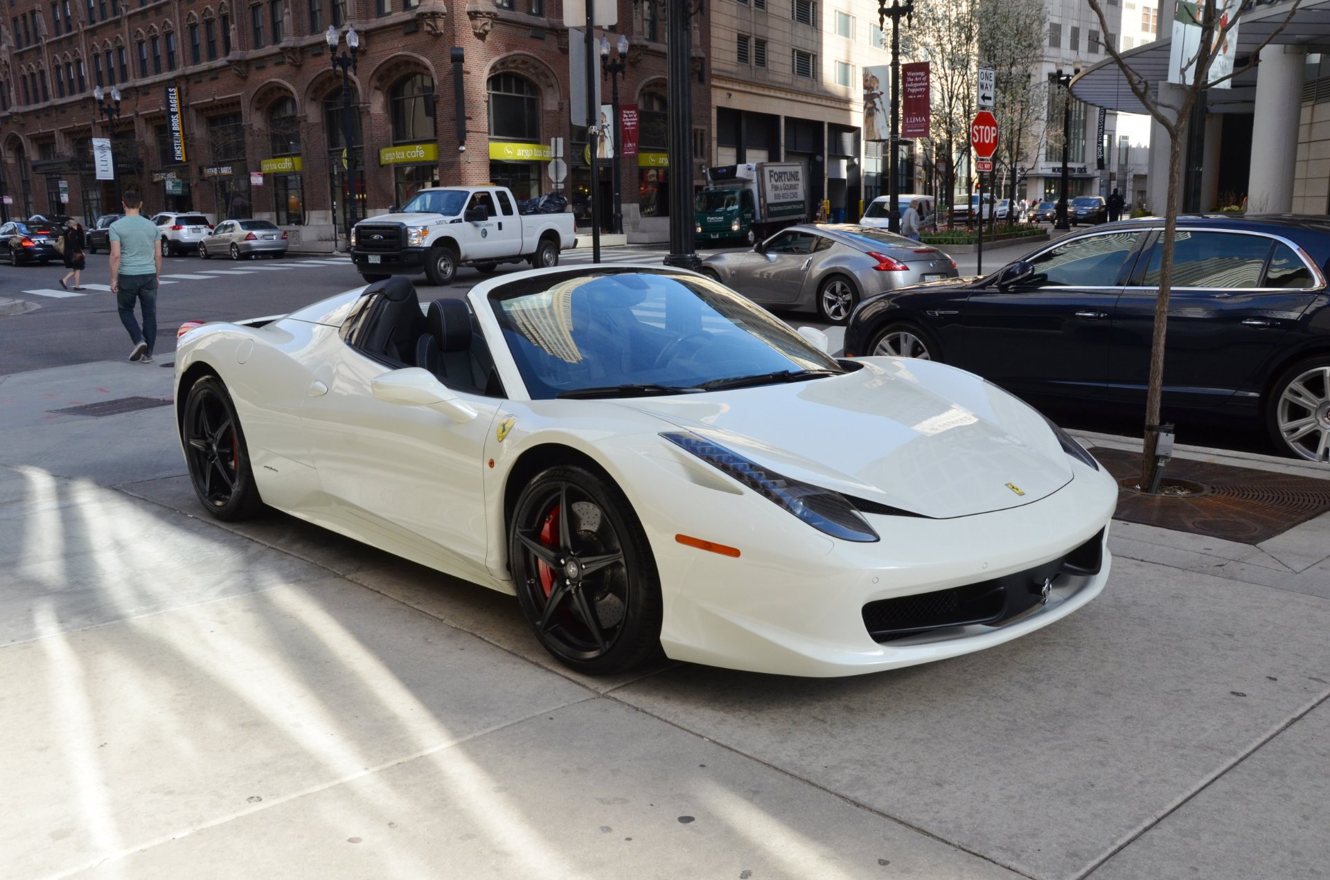 Wonderful Used 2013 Ferrari 458 Spider | Chicago, IL