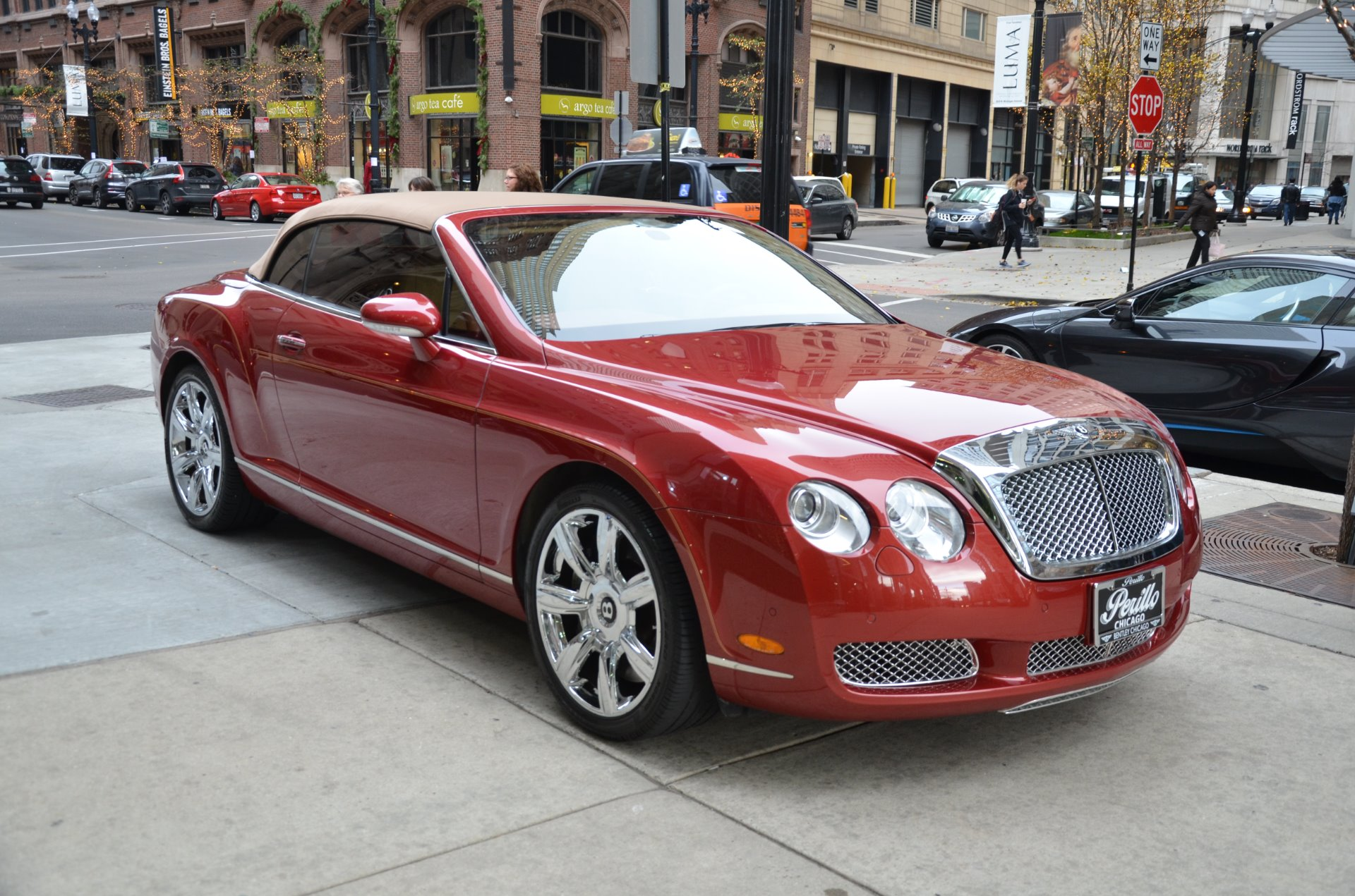 2007 bentley continental gtc stock gc1456ab for sale. Black Bedroom Furniture Sets. Home Design Ideas
