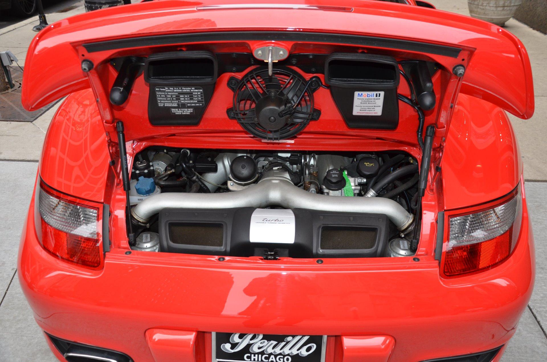 Used 2008 Porsche 911 Turbo | Chicago, IL