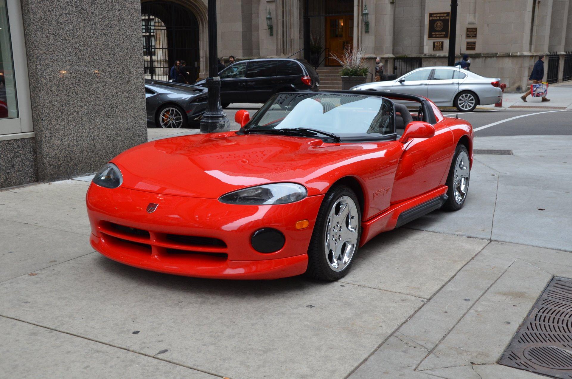 Used 1993 dodge viper rt 10 chicago il