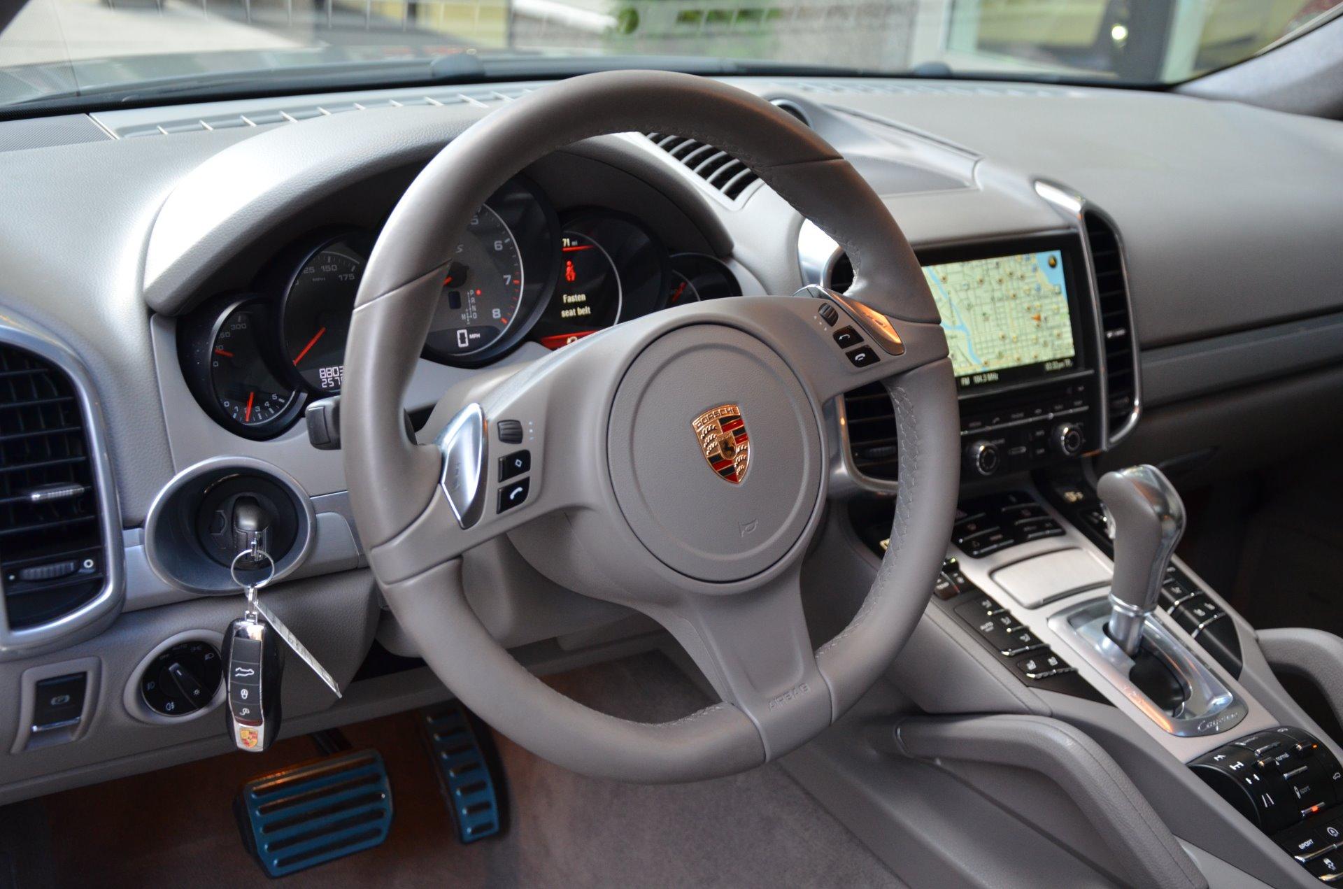 2013 Porsche Cayenne Gts Stock 70266 For Sale Near Chicago Il Il Porsche Dealer