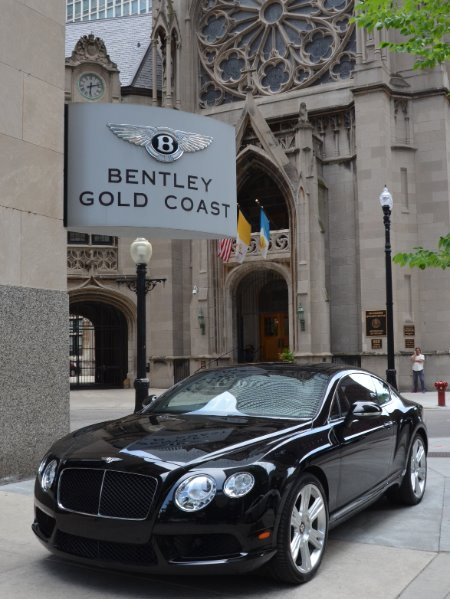 Bentley gold coast chicago