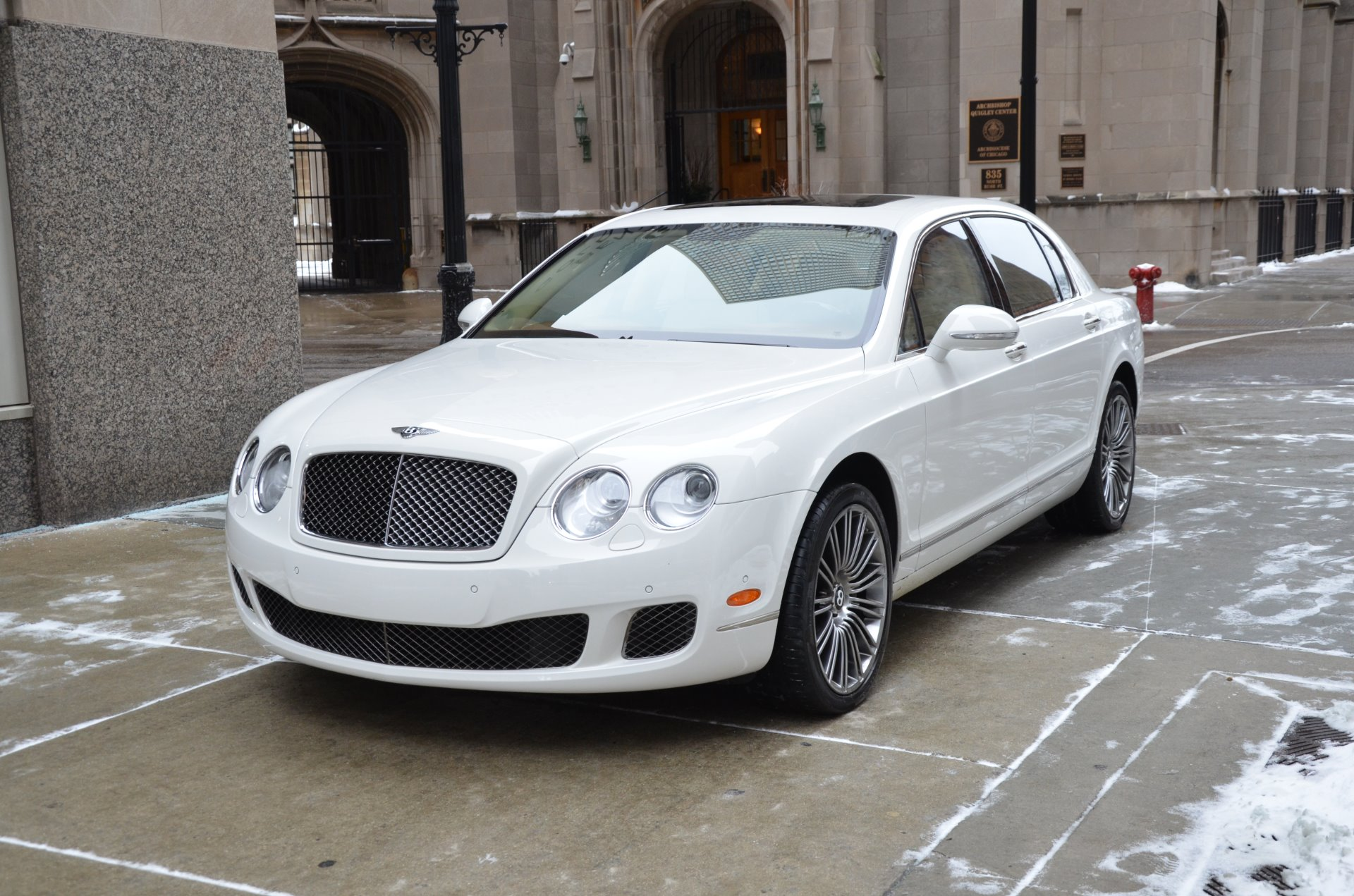 2012 bentley continental flying spur speed stock gc1852 for sale near chicago il il bentley. Black Bedroom Furniture Sets. Home Design Ideas
